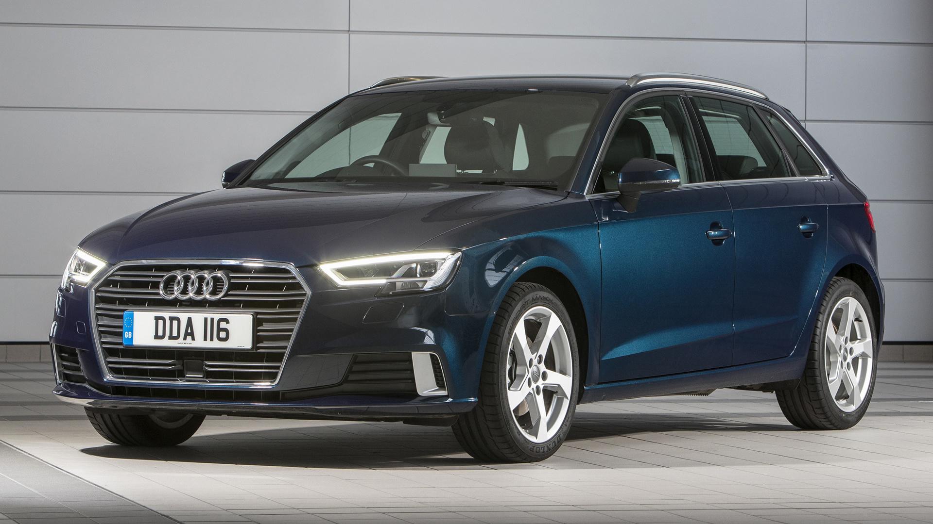 2016 Audi A3 Sportback  Uk
