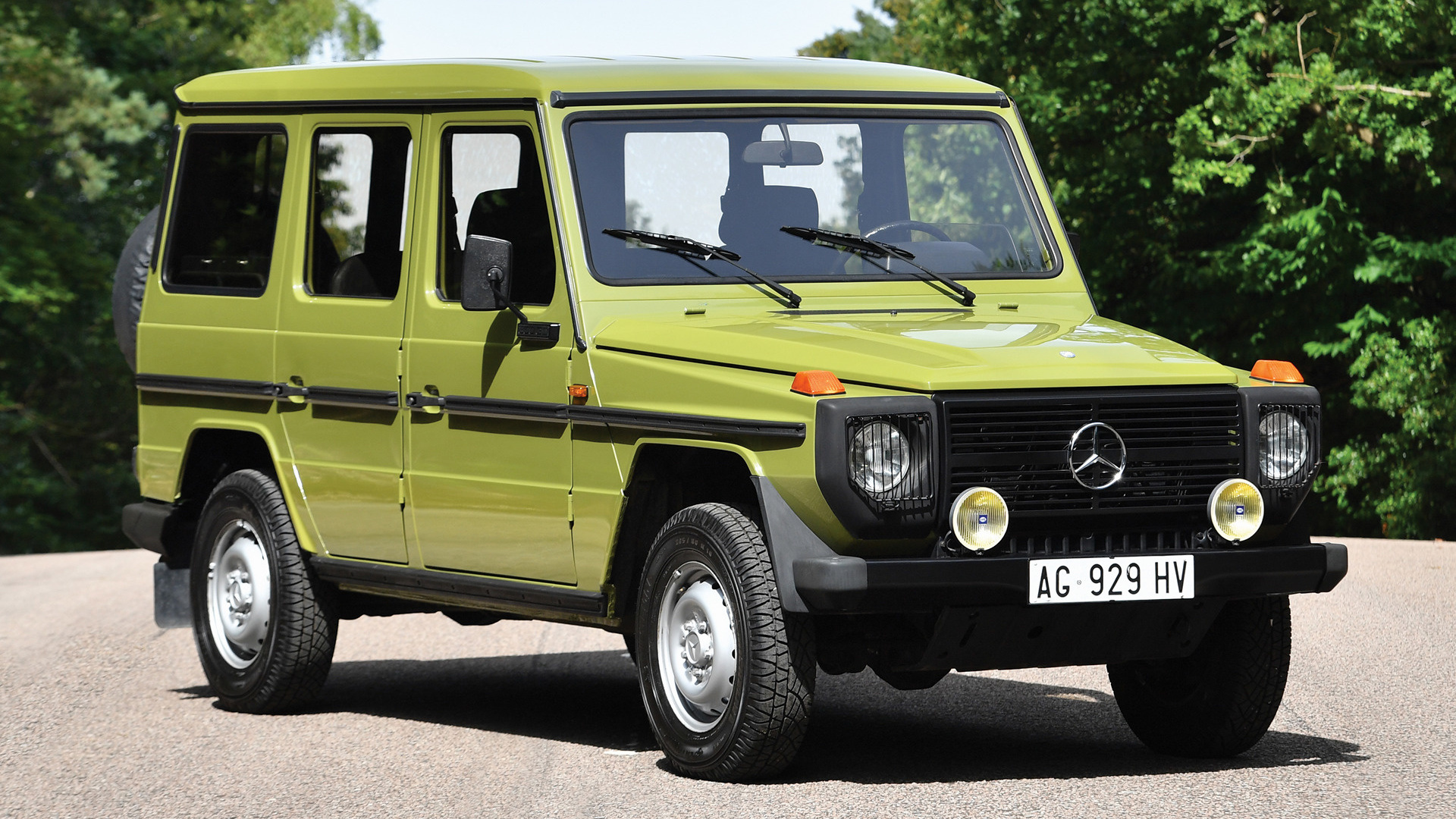1979 Mercedes Benz 300 Gd Wallpapers And Hd Images Car