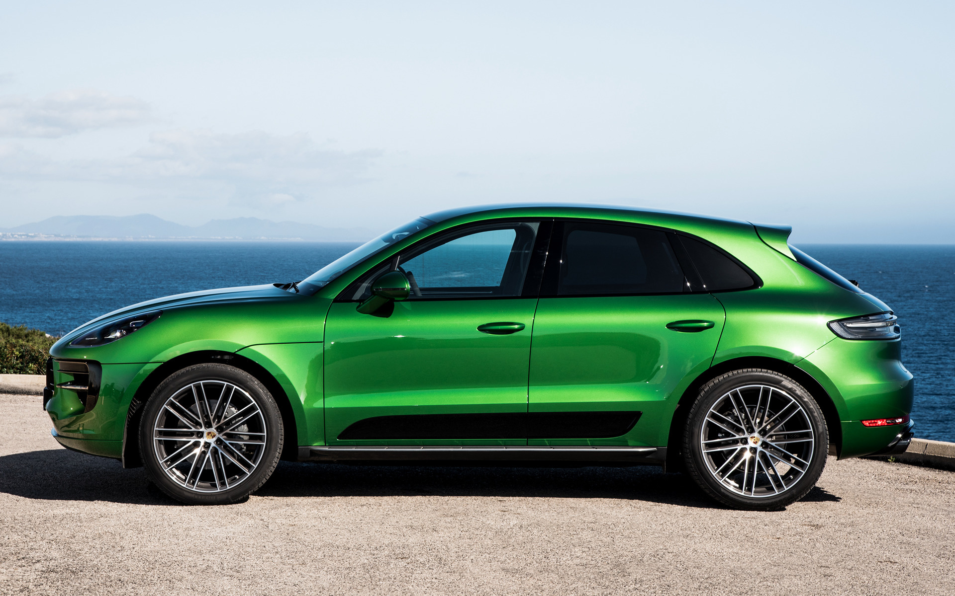 Porsche Macan S Sportdesign Package 2018 Wallpapers And Hd Images