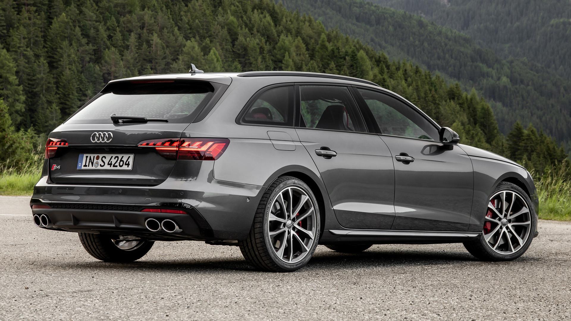 2019 Audi S4 Avant Sfondi E Immagini Hd Per Desktop