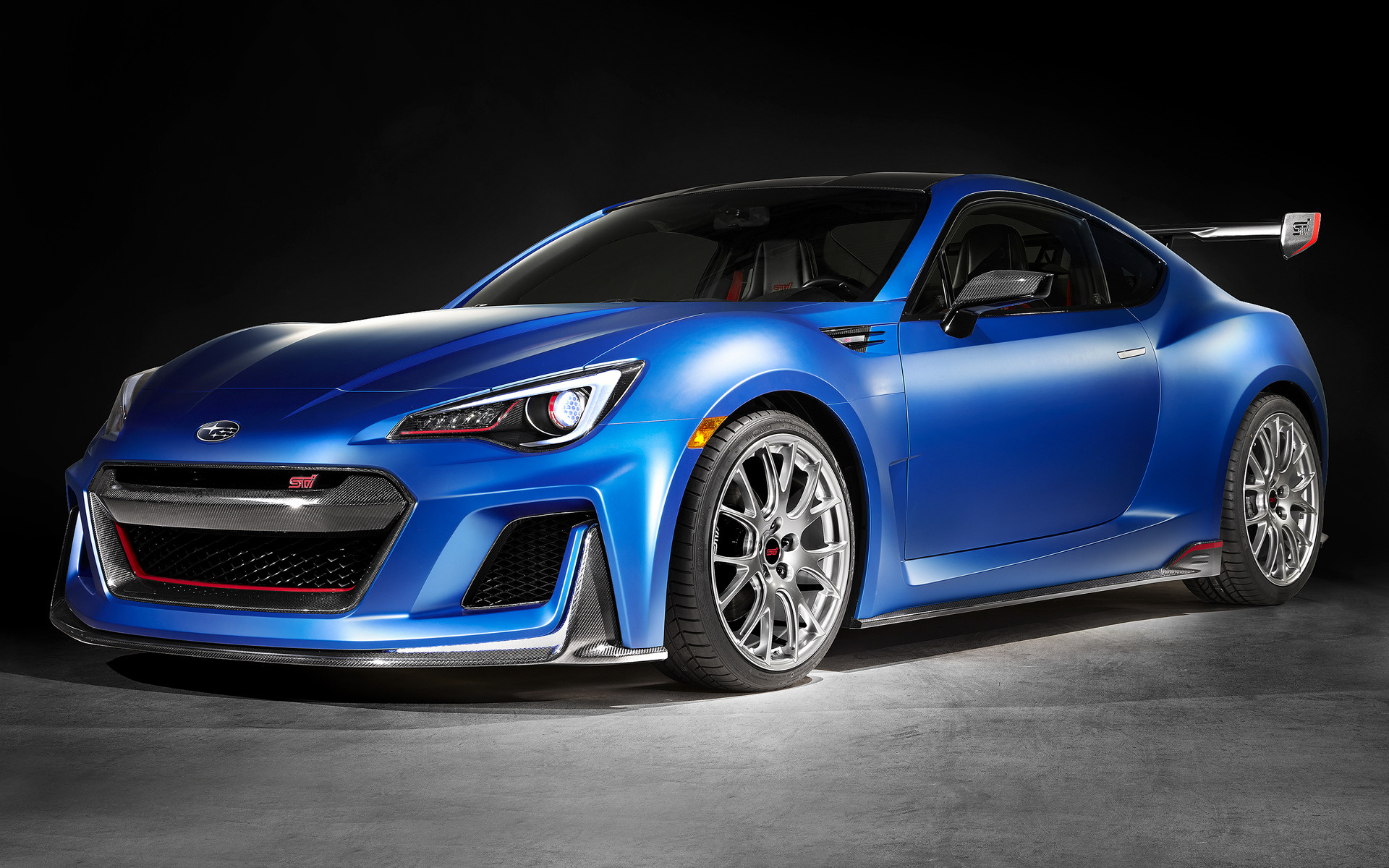 2015 Subaru BRZ STI Performance Concept - Wallpapers and ...
