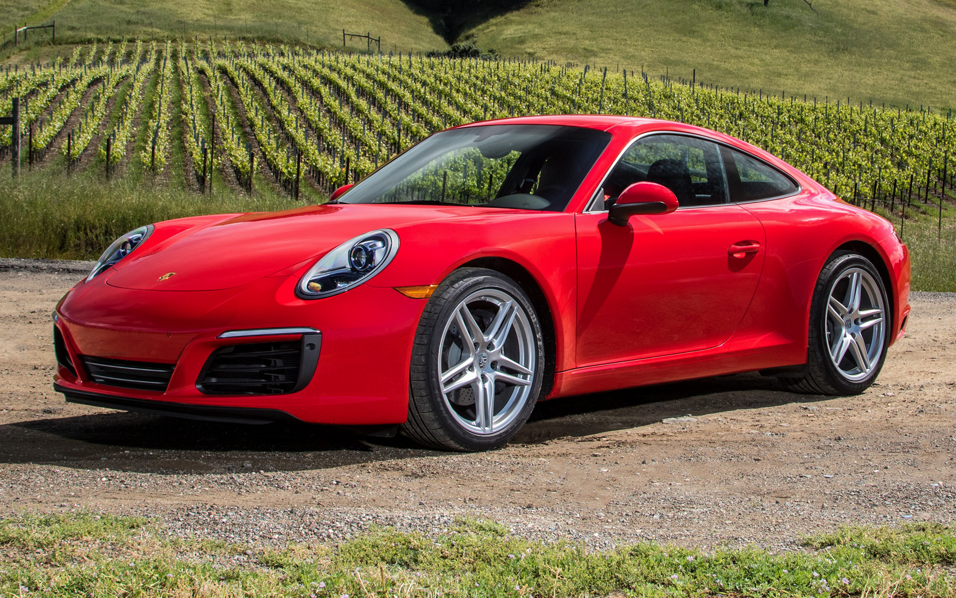Porsche 911 Carrera 2017 Us Wallpapers And Hd Images