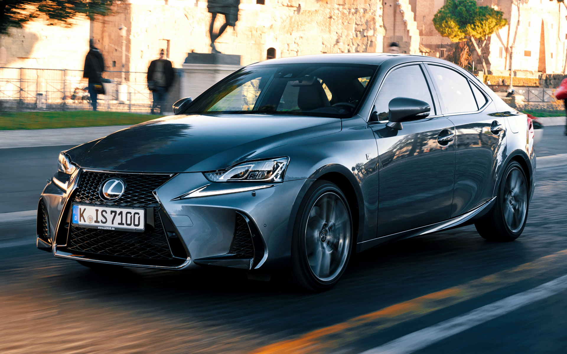 2016 Lexus Is F Sport Wallpapers And Hd Images Car Pixel