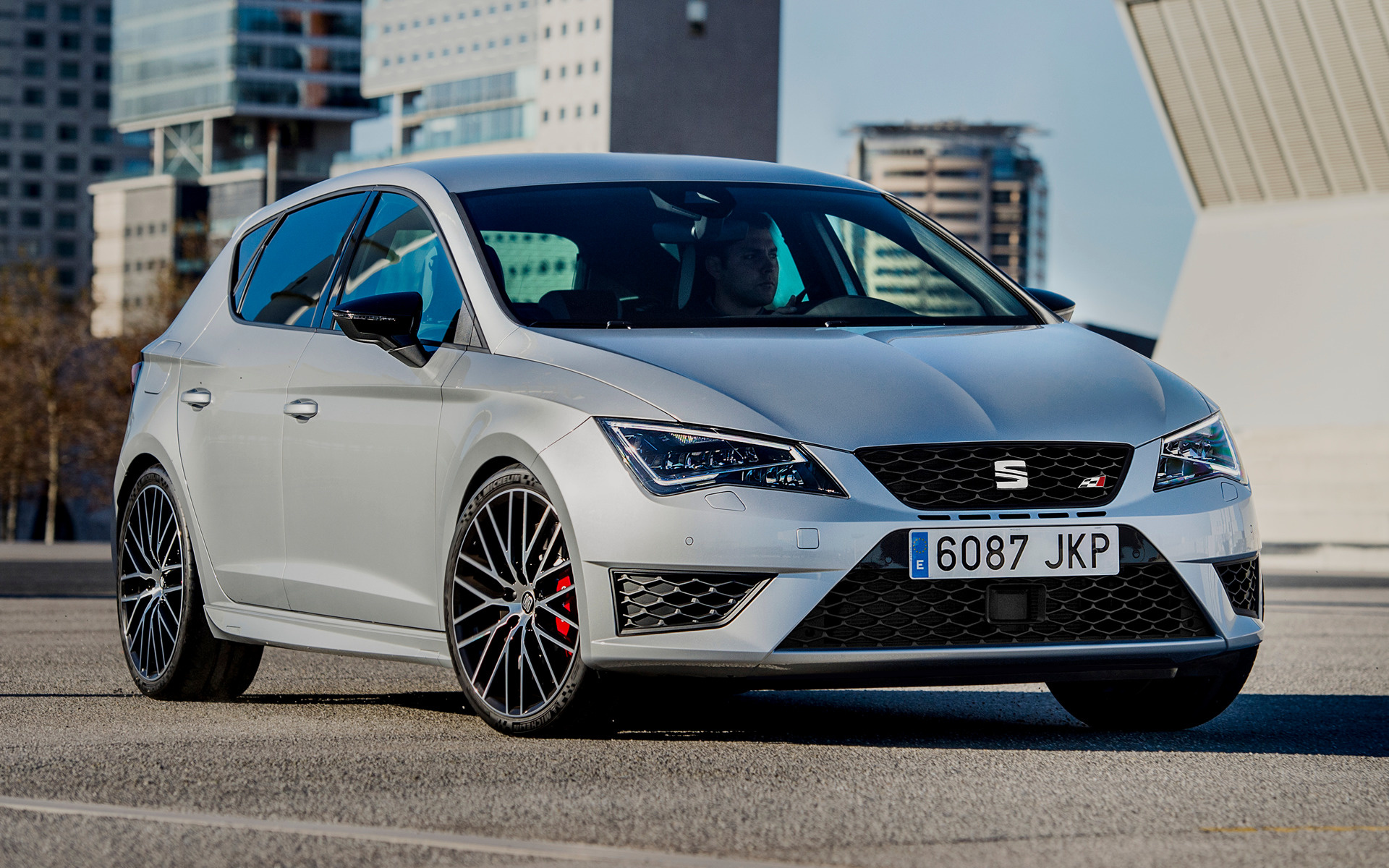 Seat Leon Cupra 290 (2015) Wallpapers and HD Images - Car ...