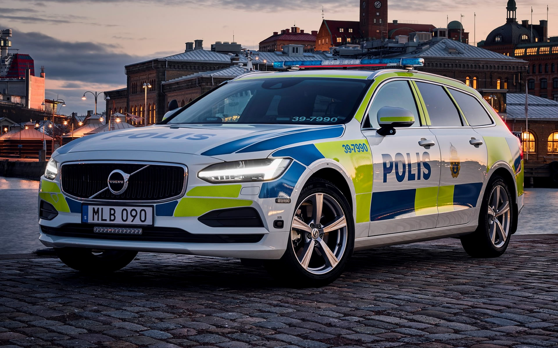 2016 Volvo V90 Polis Wallpapers And Hd Images Car Pixel