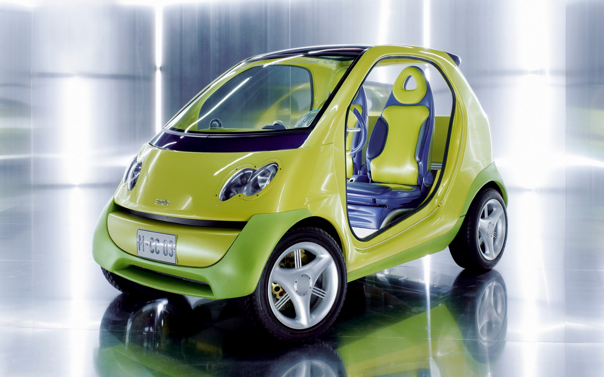 1996 Smart Atlanta Concept Wallpapers And Hd Images Car Pixel