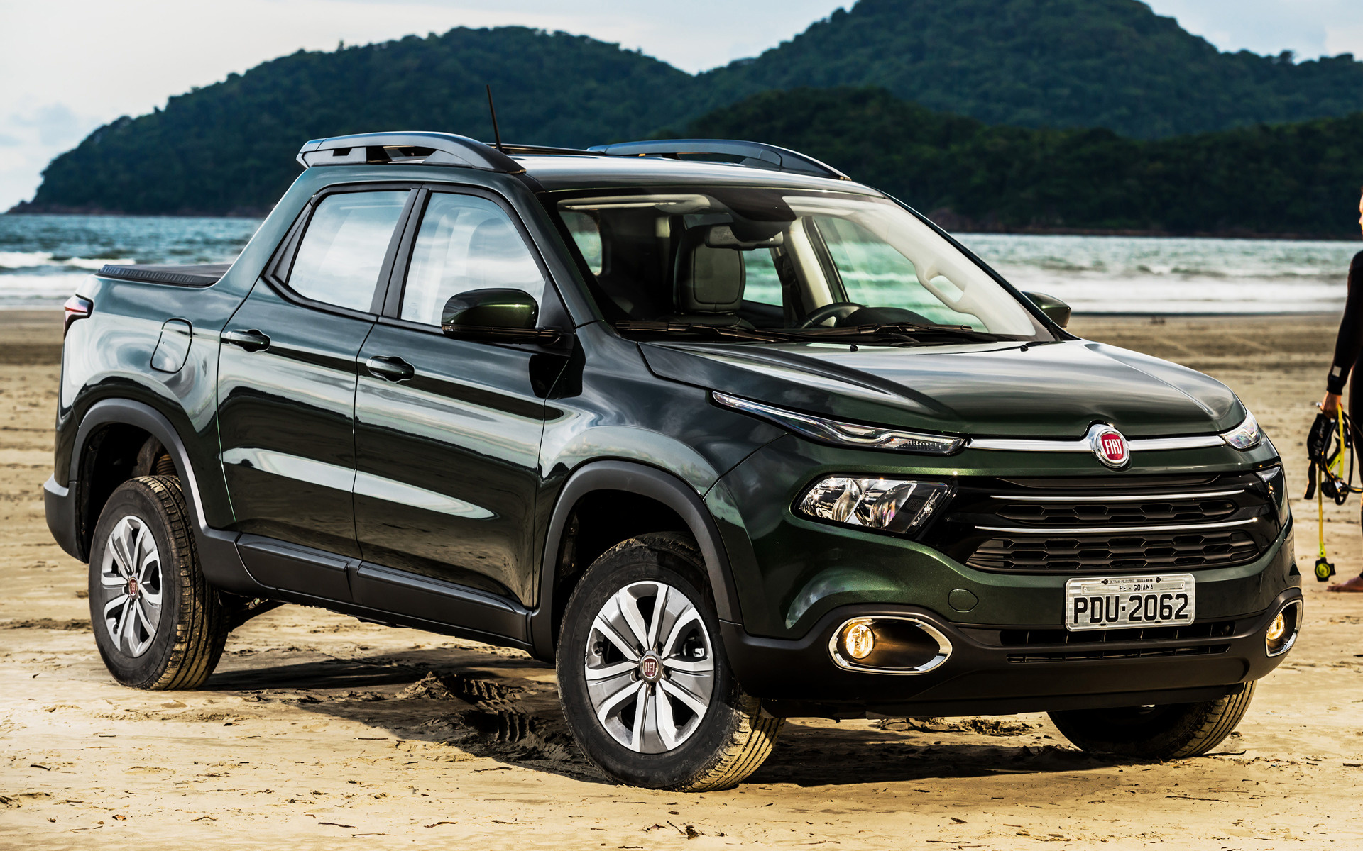 2016 Fiat Toro Freedom Wallpapers And Hd Images Car Pixel