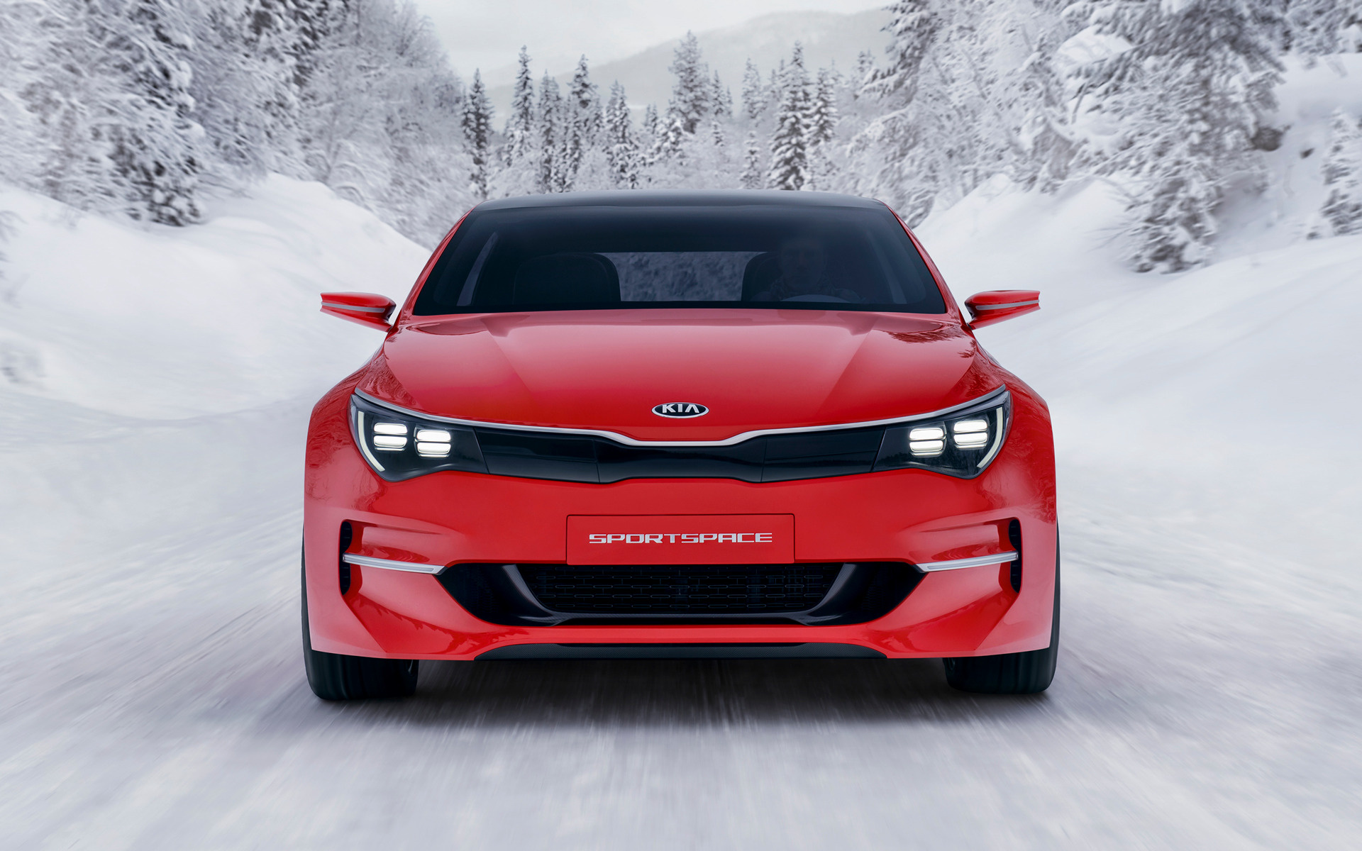 2015 Kia Sportspace Concept - Wallpapers and HD Images ...