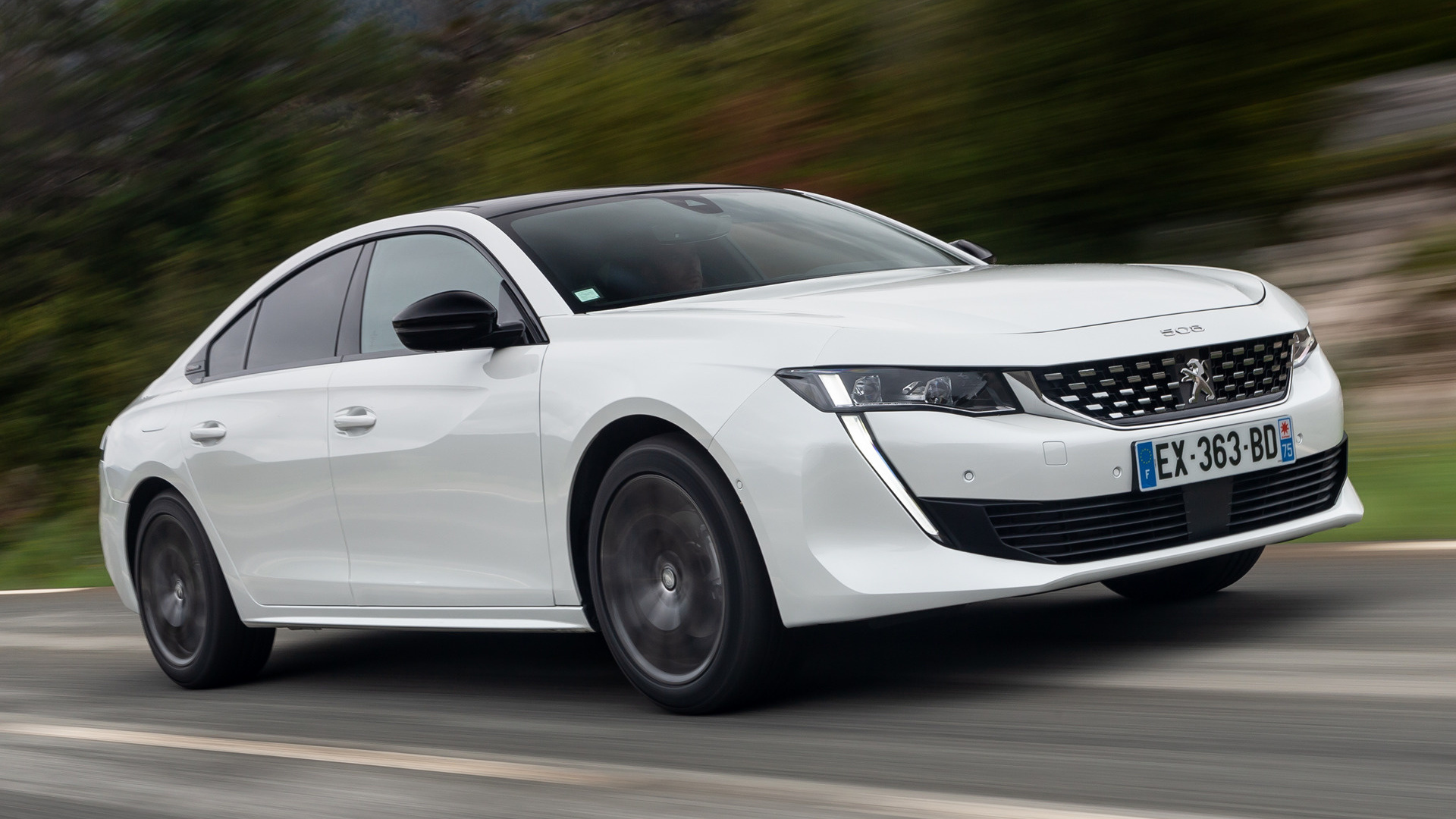 2018 Peugeot 508 GT Line - Wallpapers and HD Images | Car ...