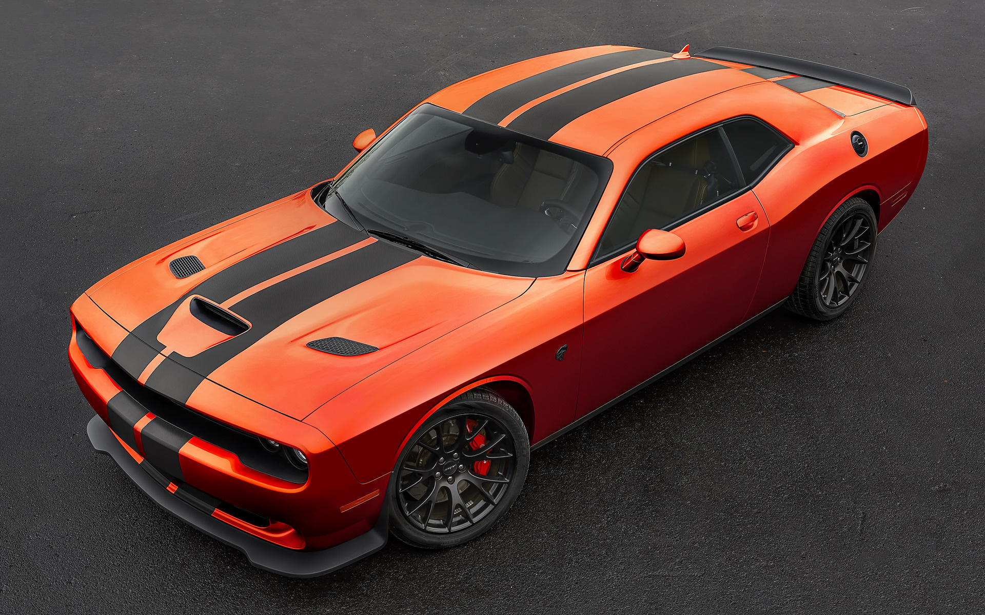 dodge challenger srt hellcat go mango 2016 wallpapers and hd images. Cars Review. Best American Auto & Cars Review