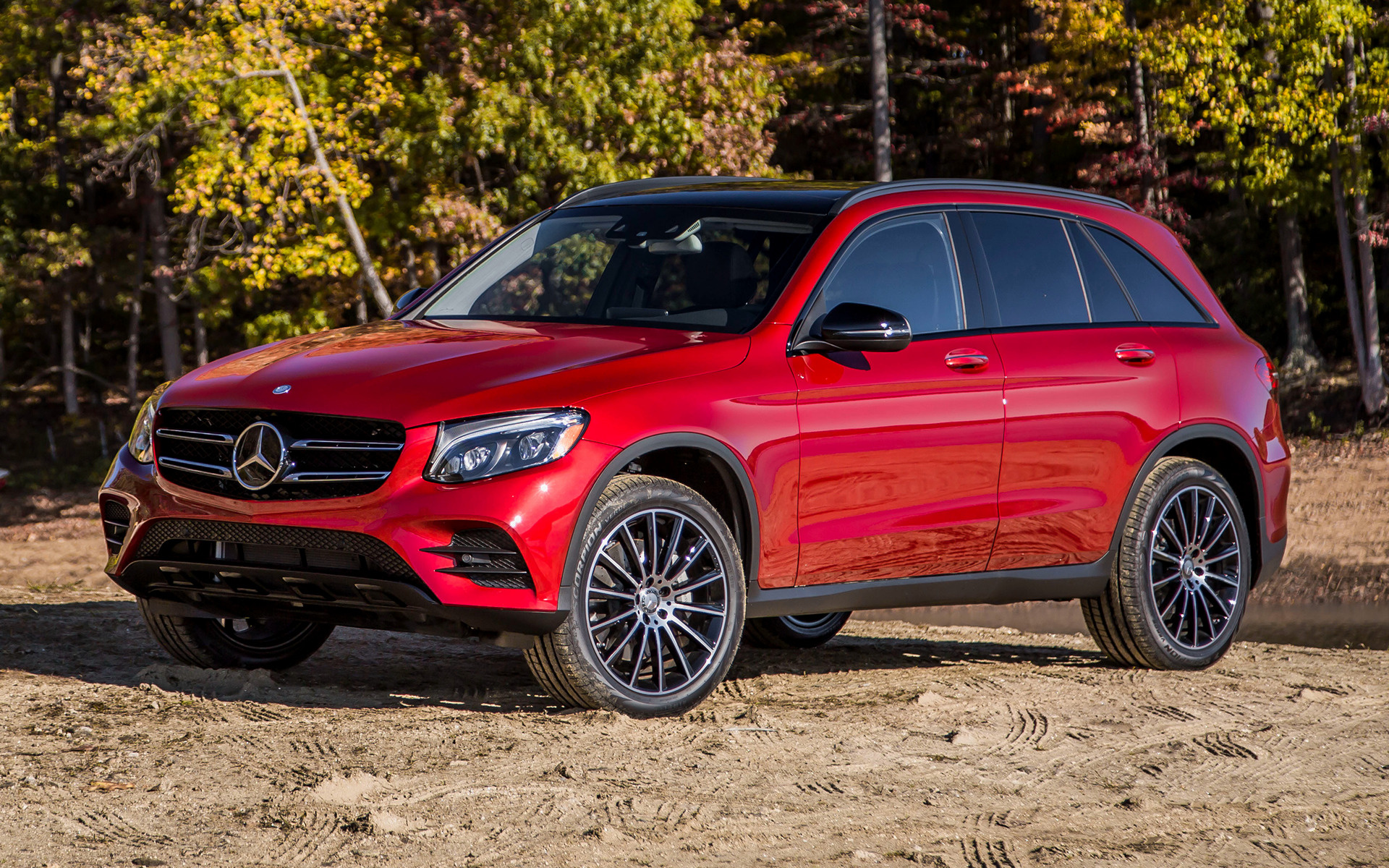 2016 Mercedes-Benz GLC-Class AMG Styling (US) - Wallpapers and HD Images | Car Pixel