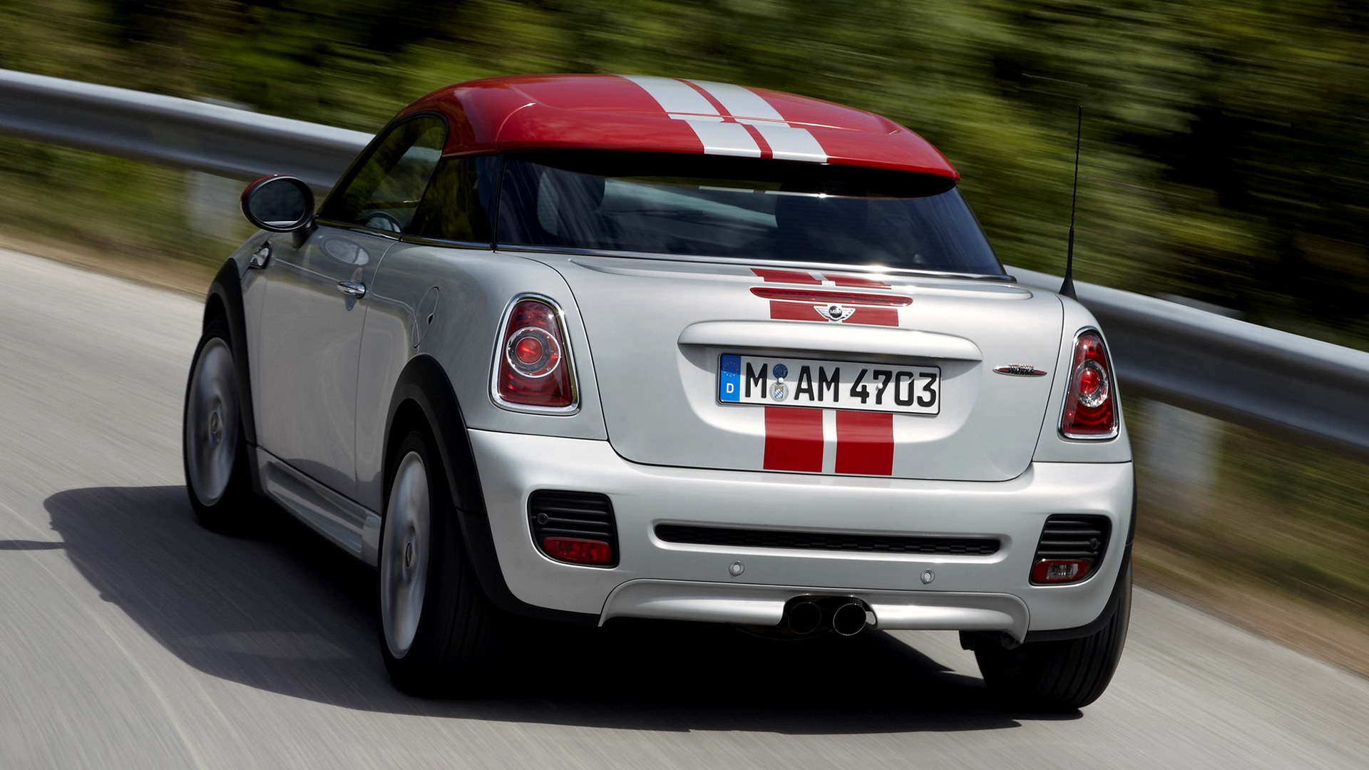 Mini John Cooper Works Coupe 2011 Wallpapers And Hd
