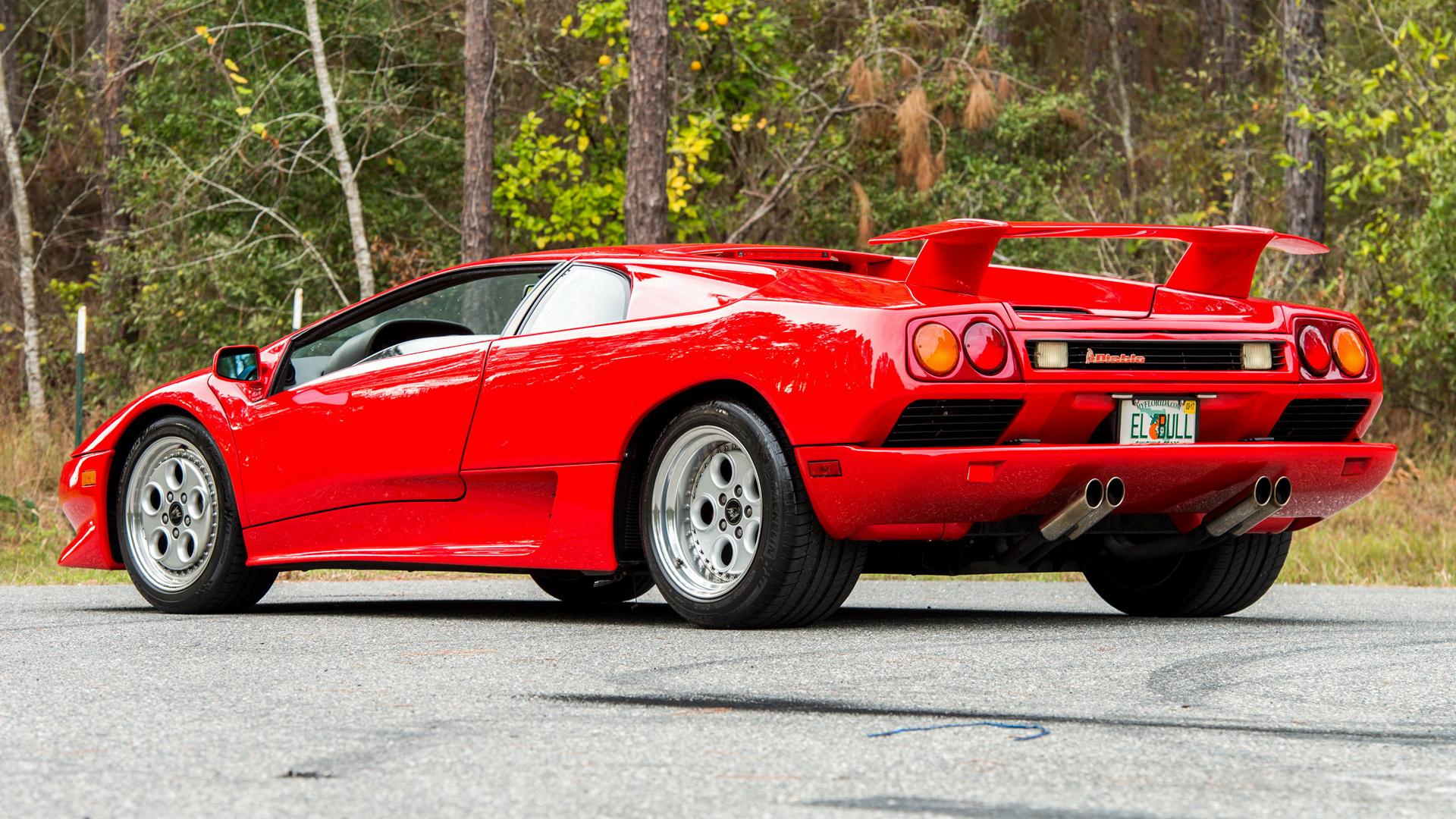 1990 Lamborghini Diablo Us Wallpapers And Hd Images Car Pixel