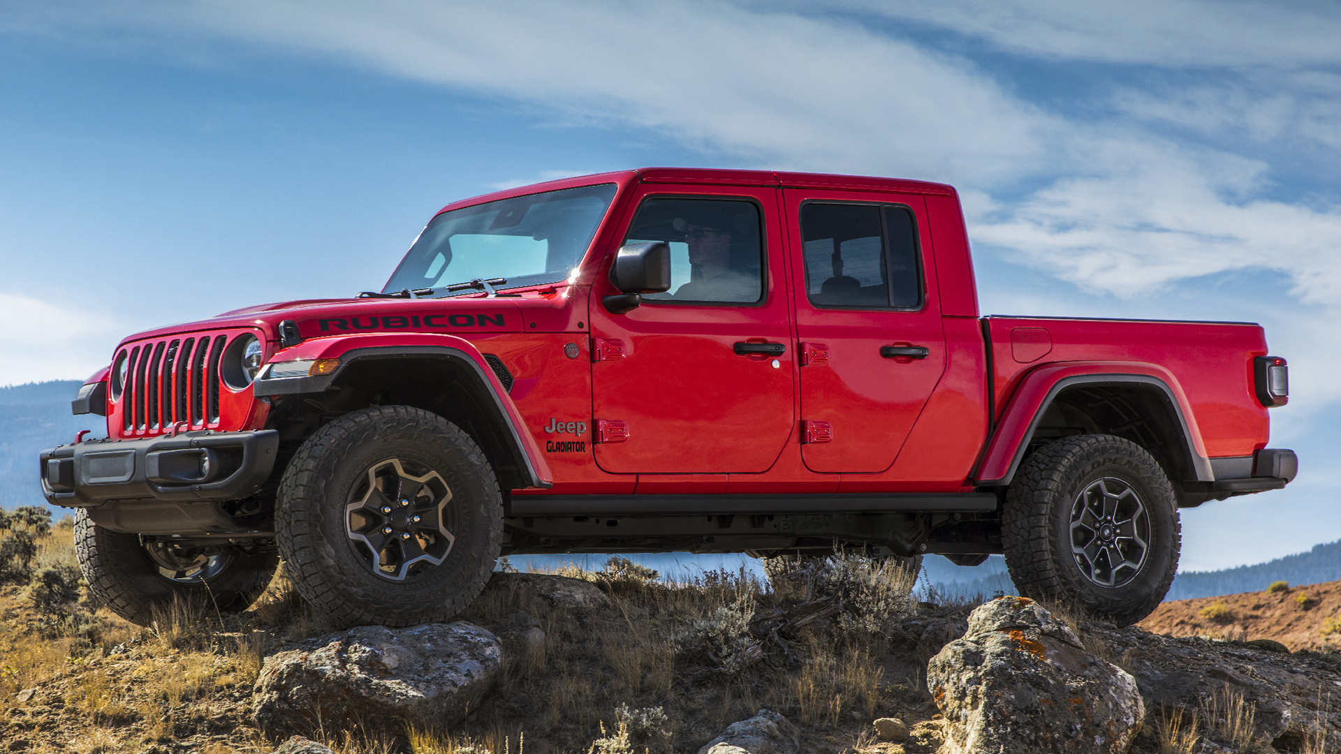 2020 Jeep Gladiator Rubicon - Wallpapers and HD Images ...