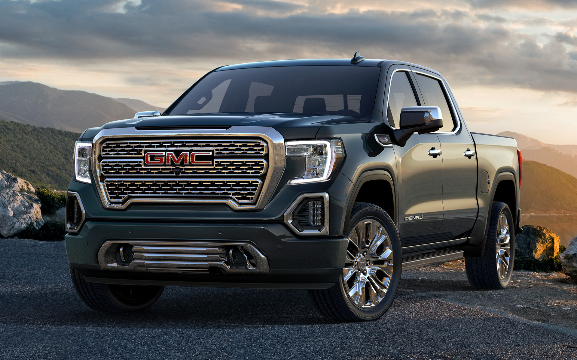 2016 Gmc Denali Hd >> GMC Sierra Denali Crew Cab (2019) Wallpapers and HD Images - Car Pixel