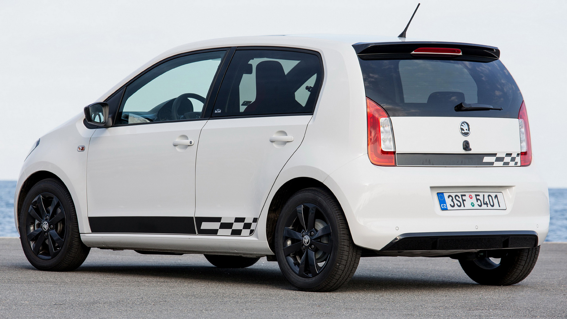 2014 skoda citigo monte carlo 5 door wallpapers and hd images car pixel. Black Bedroom Furniture Sets. Home Design Ideas