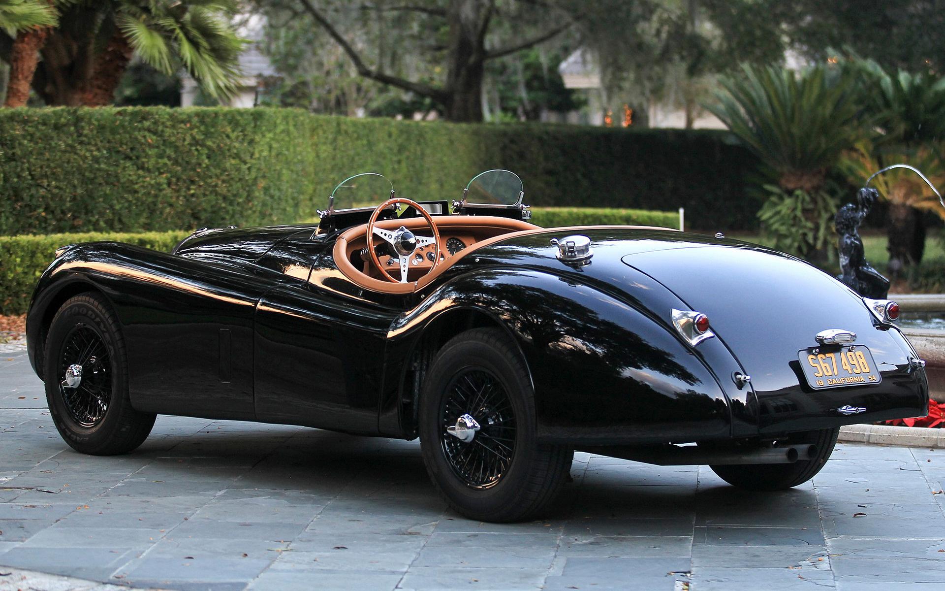 jaguar roadster xk120 1951 xk ws hd