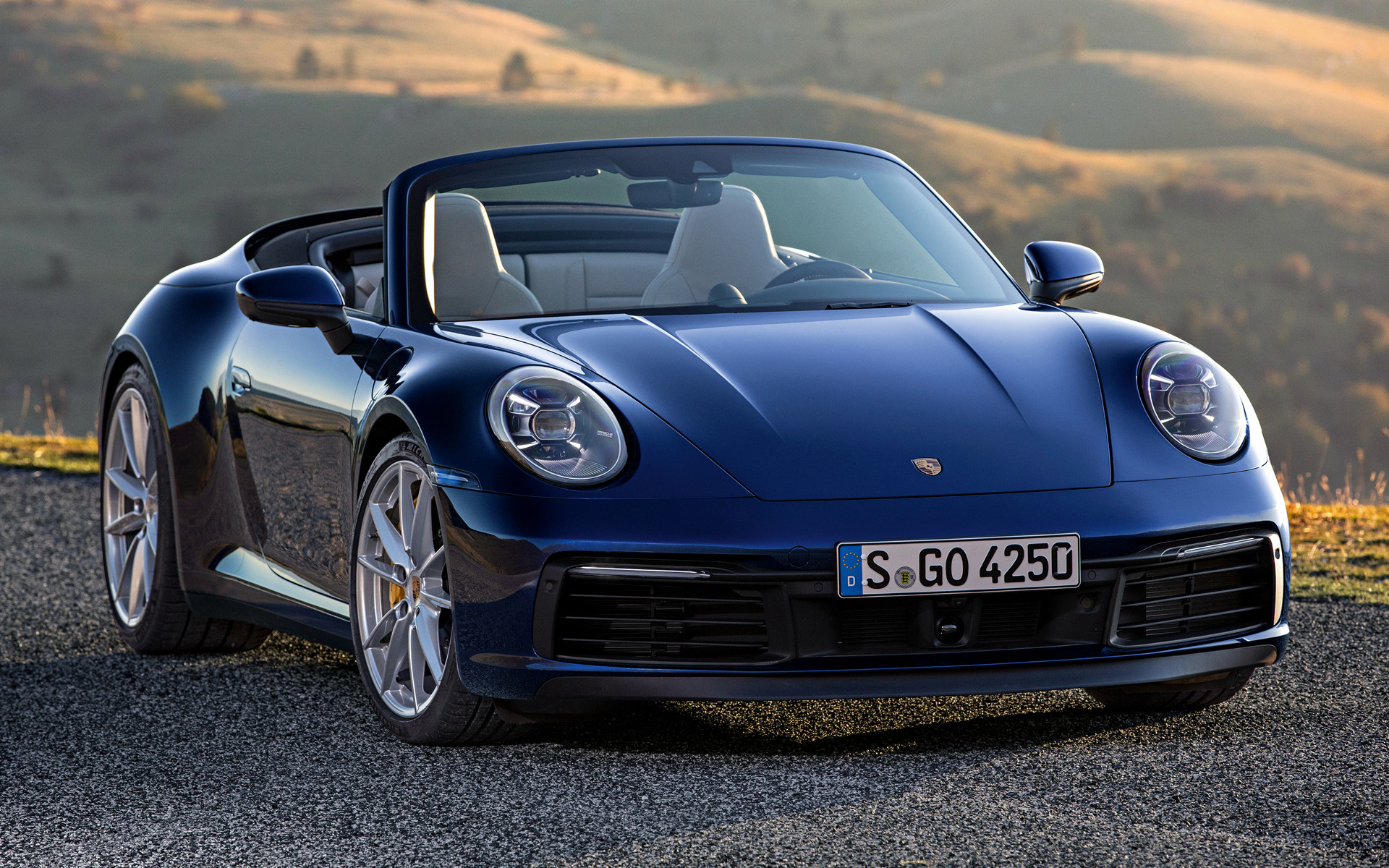 2019 Porsche 911 Carrera S Cabriolet - Wallpapers and HD ...