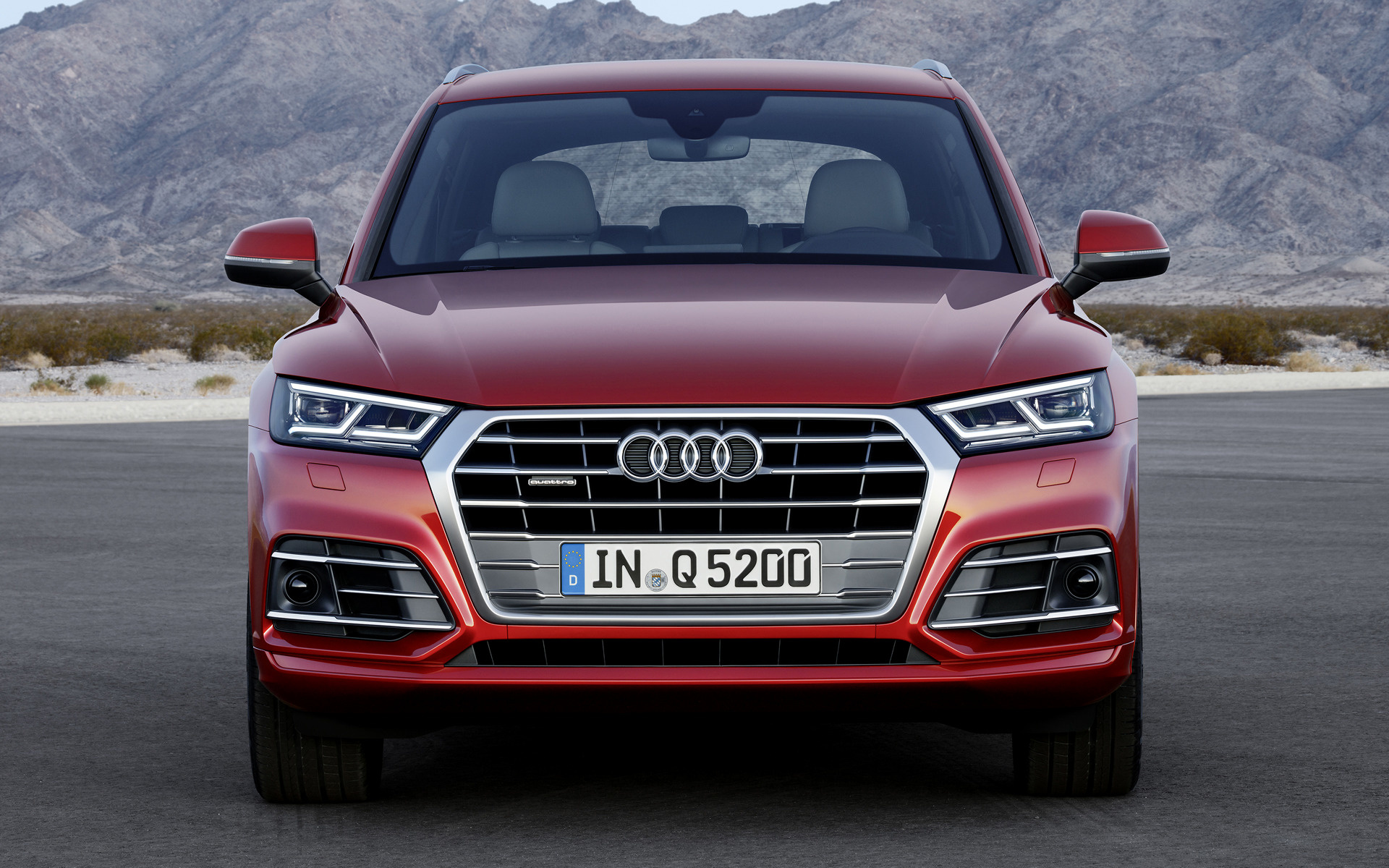 Audi Q5 S line (2017) Wallpapers and HD Images - Car Pixel