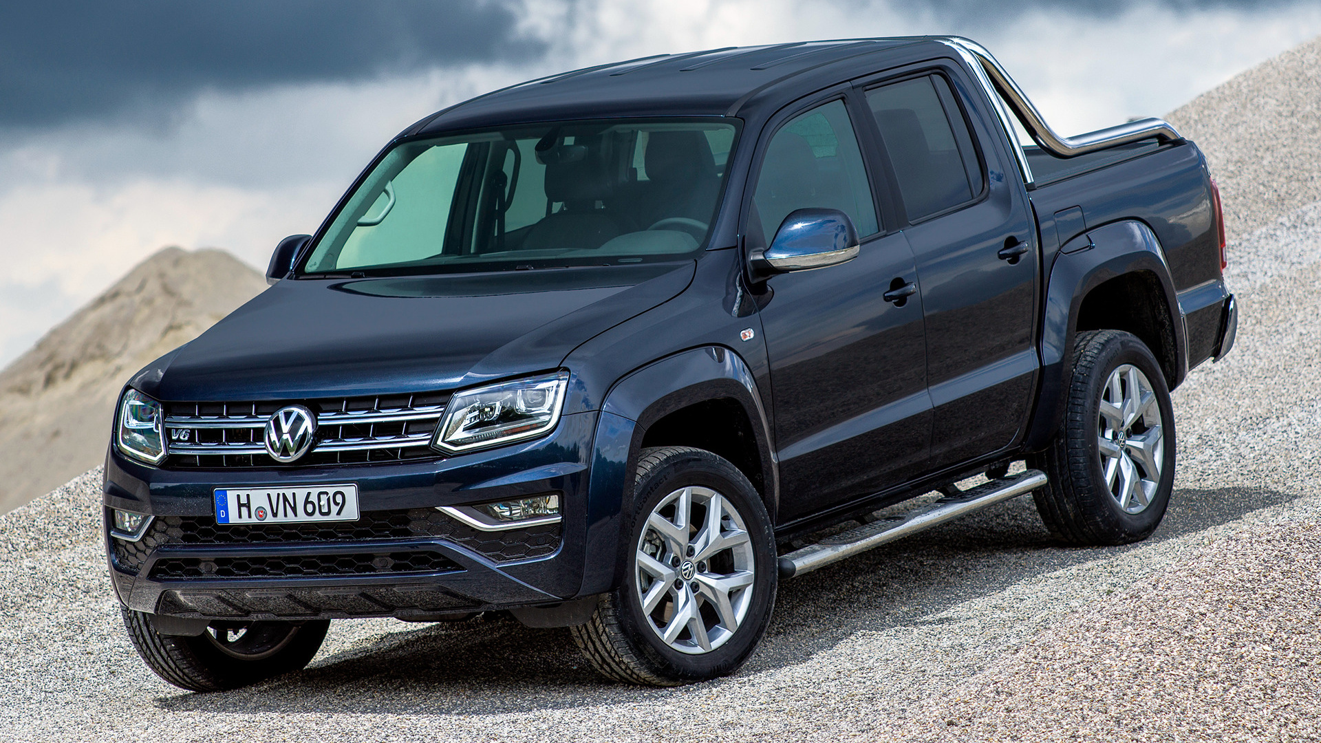 Volkswagen Amarok Double Cab 2016 Wallpapers And Hd