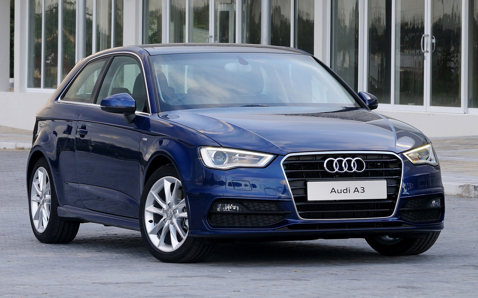 Audi A3 S Line Blue Best Auto Galerie
