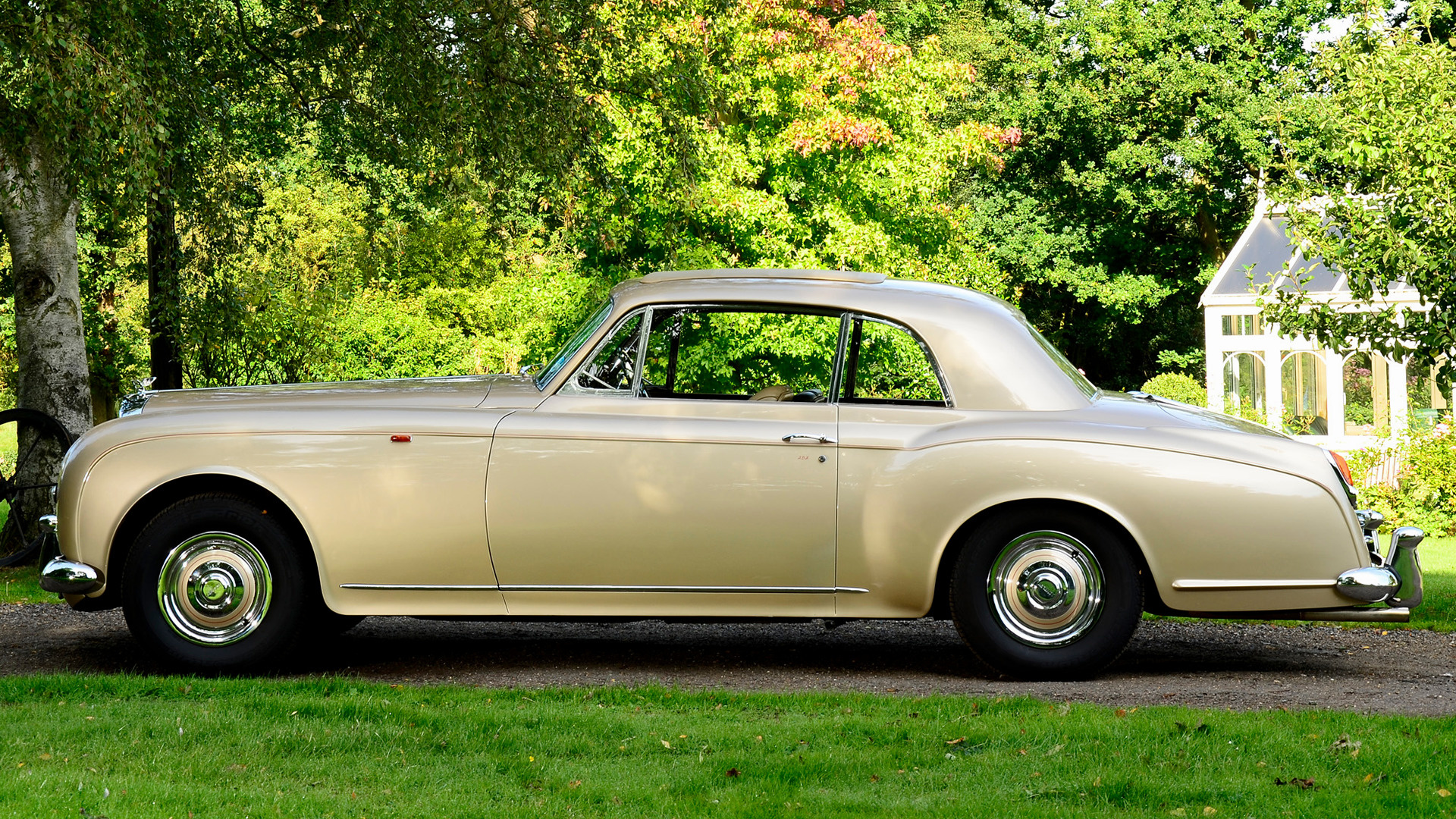 1955 Bentley S1 Continental Fixed Head Coupe by Park Ward ...