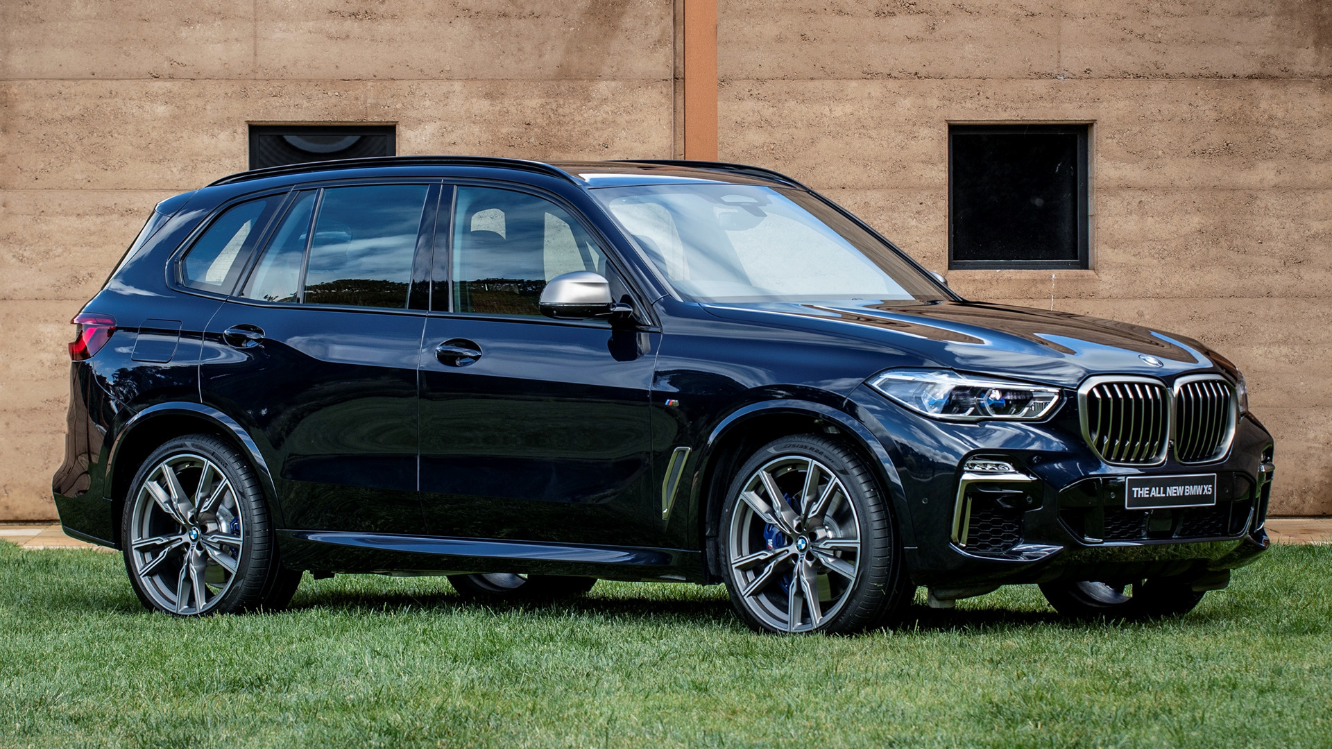 2018 BMW X5 M50d (AU) - Wallpapers and HD Images | Car Pixel