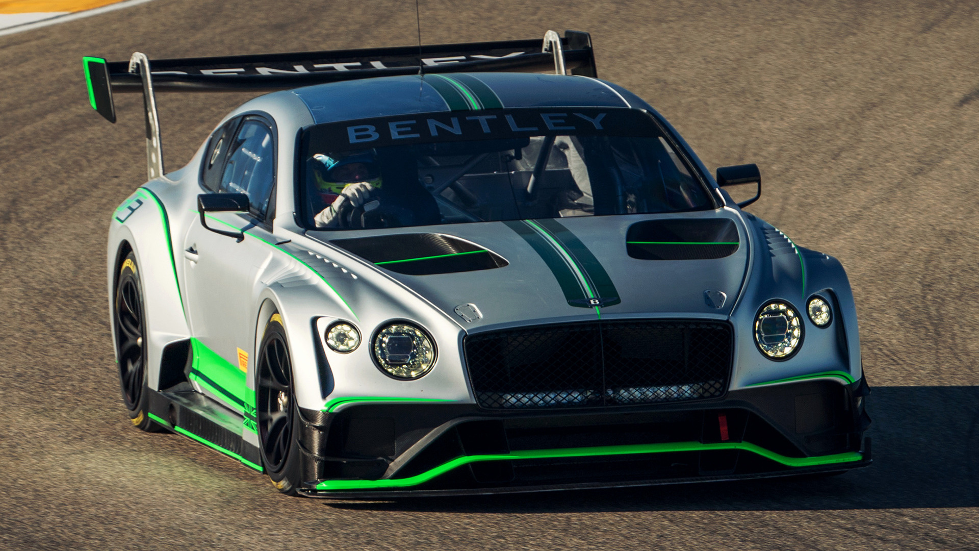 2018 Bentley Continental GT3 - Wallpapers and HD Images ...