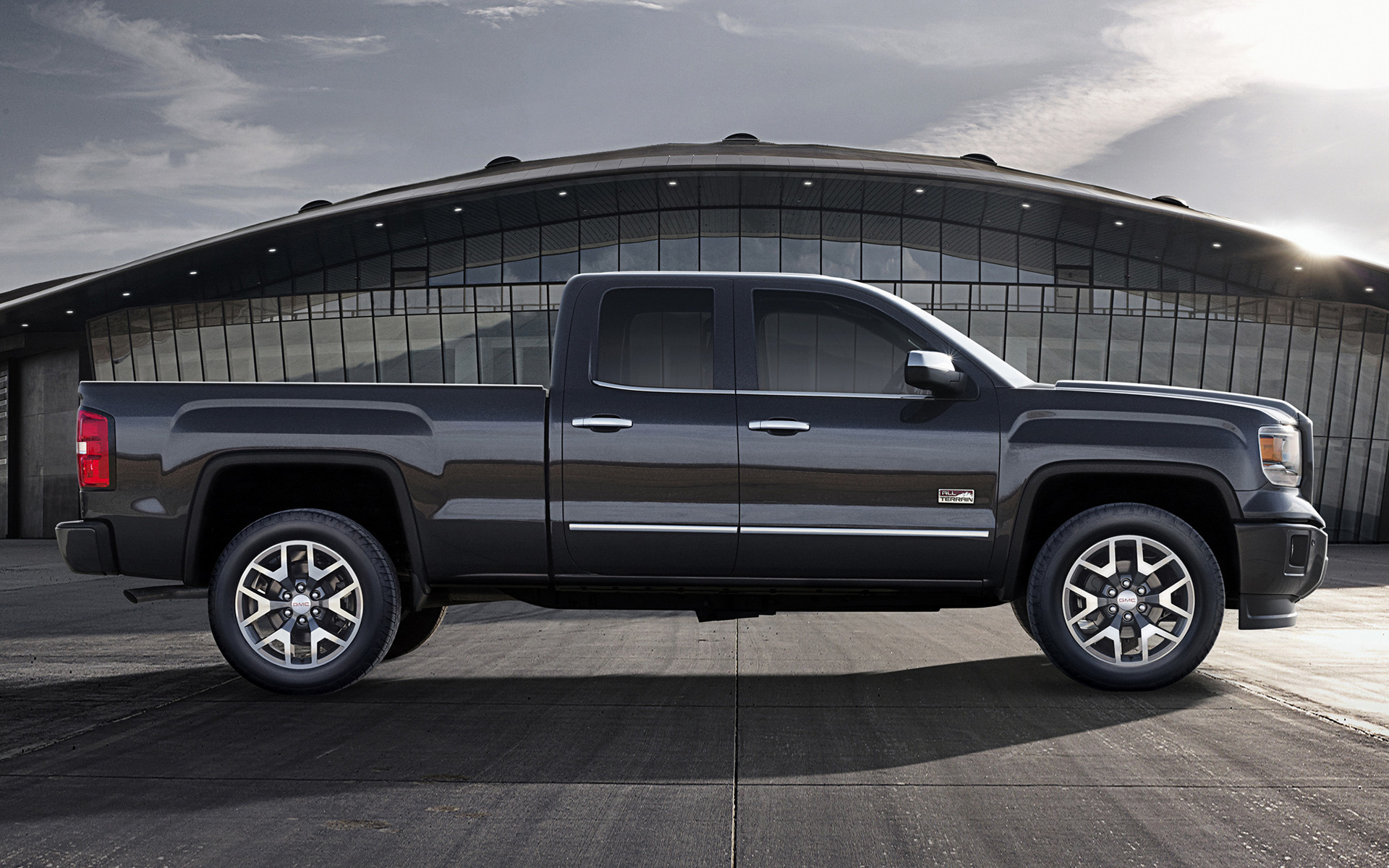 2014 GMC Sierra All Terrain 1500 Double Cab - Wallpapers ...