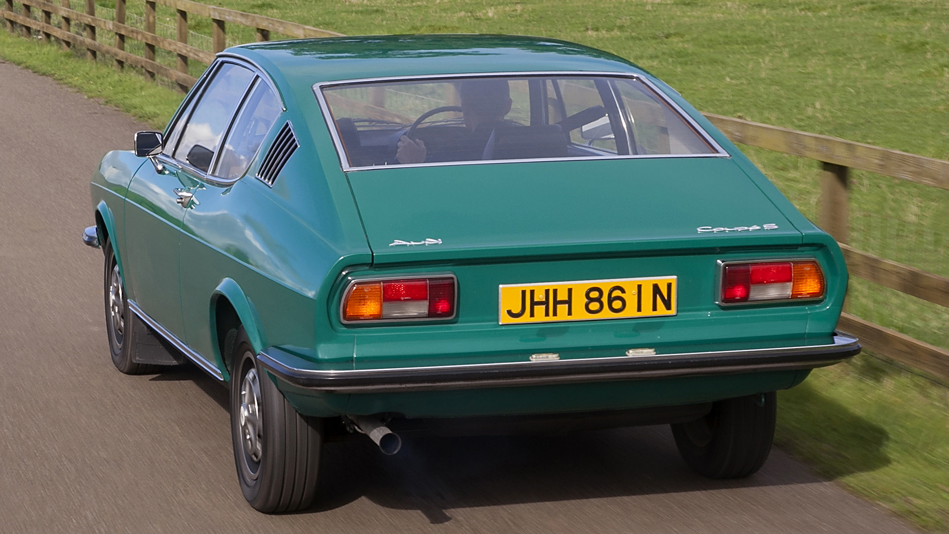 1973 Audi 100 Coupe S (UK) - Wallpapers and HD Images | Car Pixel