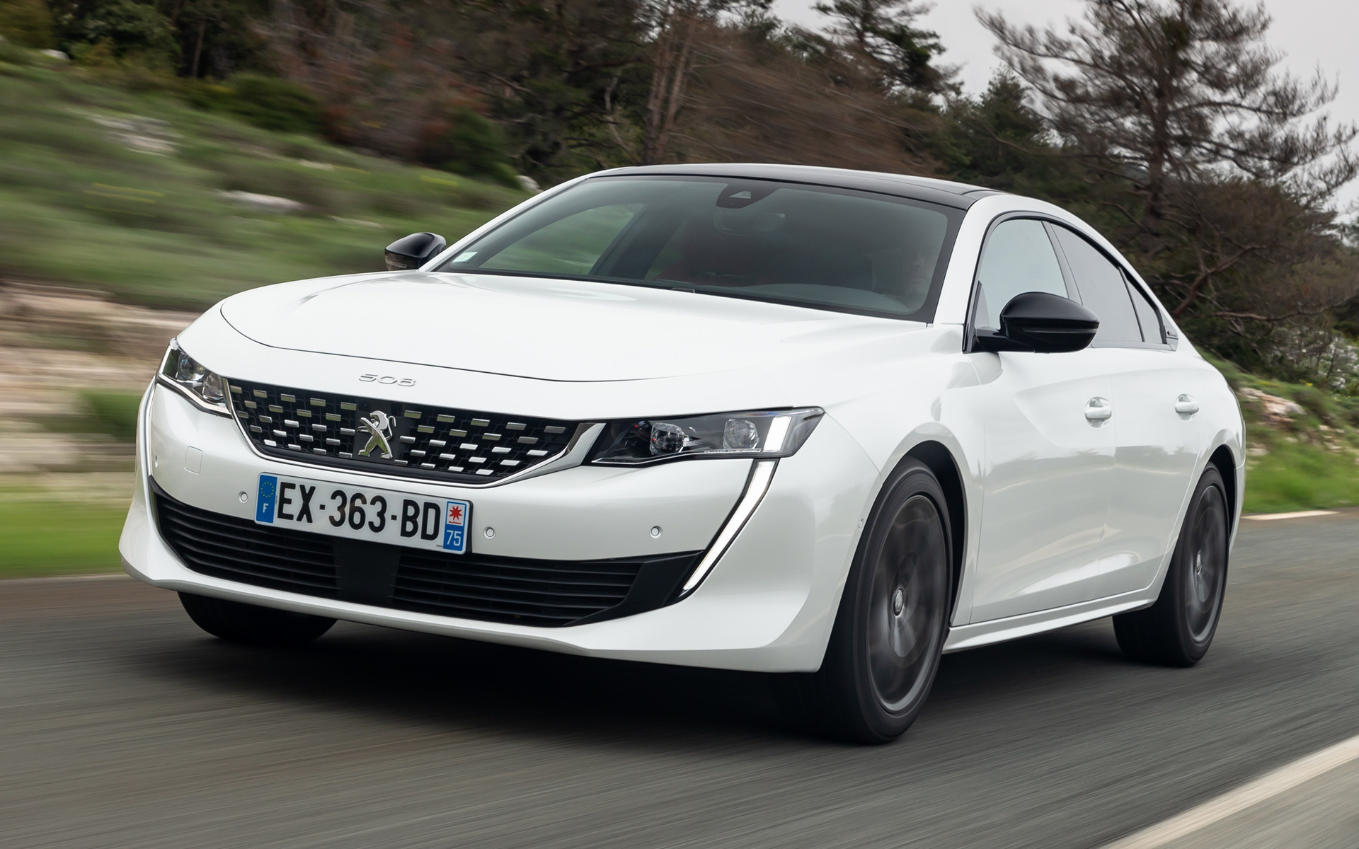 2018 Peugeot 508 Gt Line Wallpapers And Hd Images Car