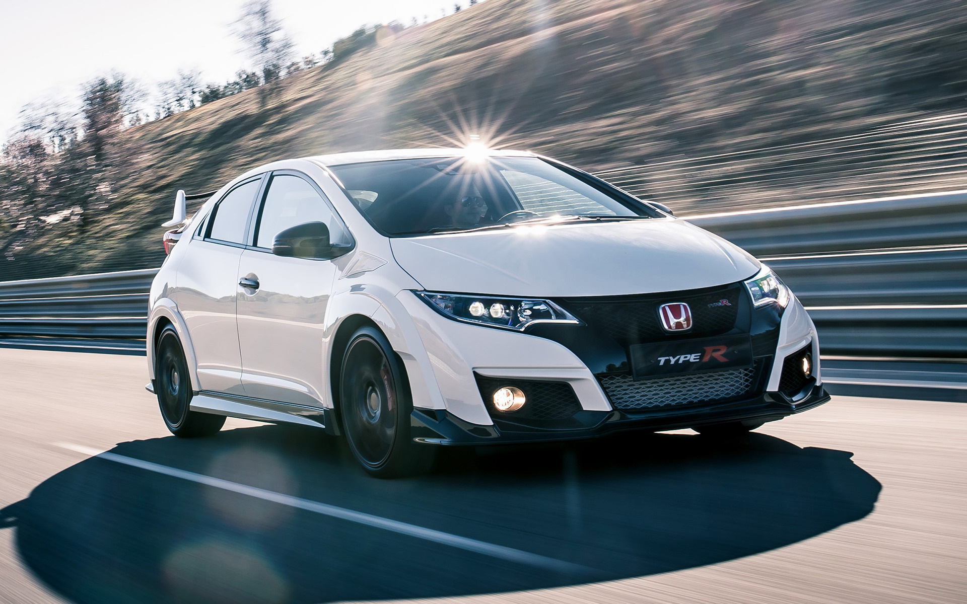 Honda Civic Type R 2015 Wallpapers And Hd Images Car Pixel