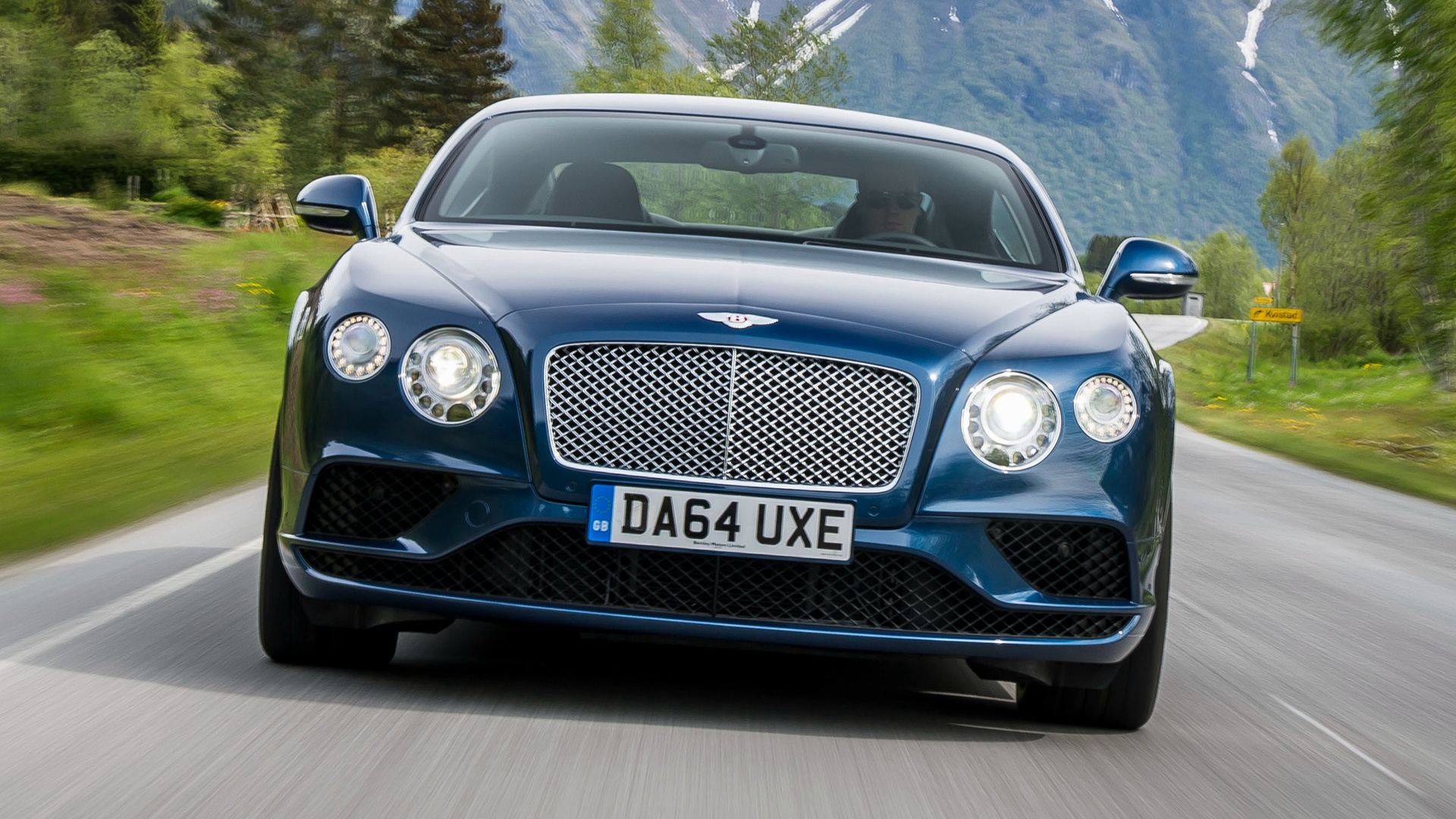 Bentley Continental GT V8 2015 Wallpapers and HD Images