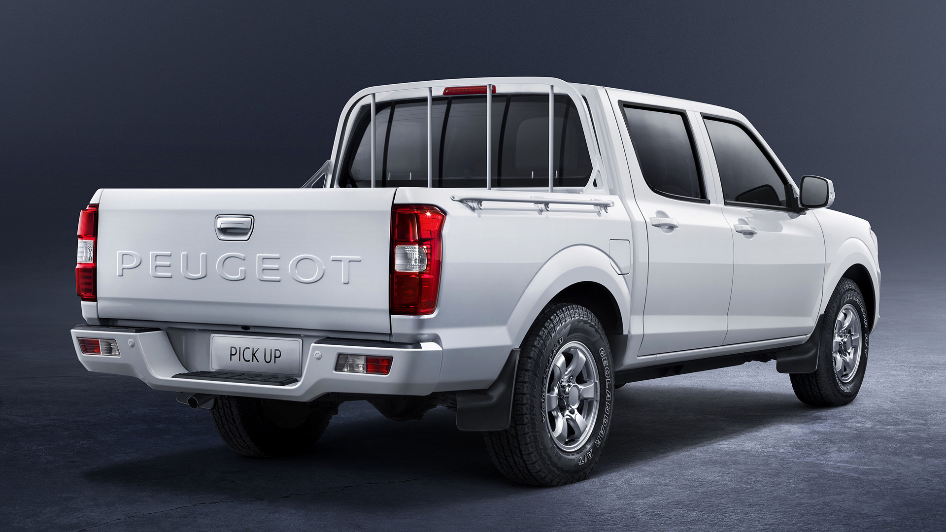 Peugeot Pick Up 2017 Wallpapers And Hd Images Car Pixel