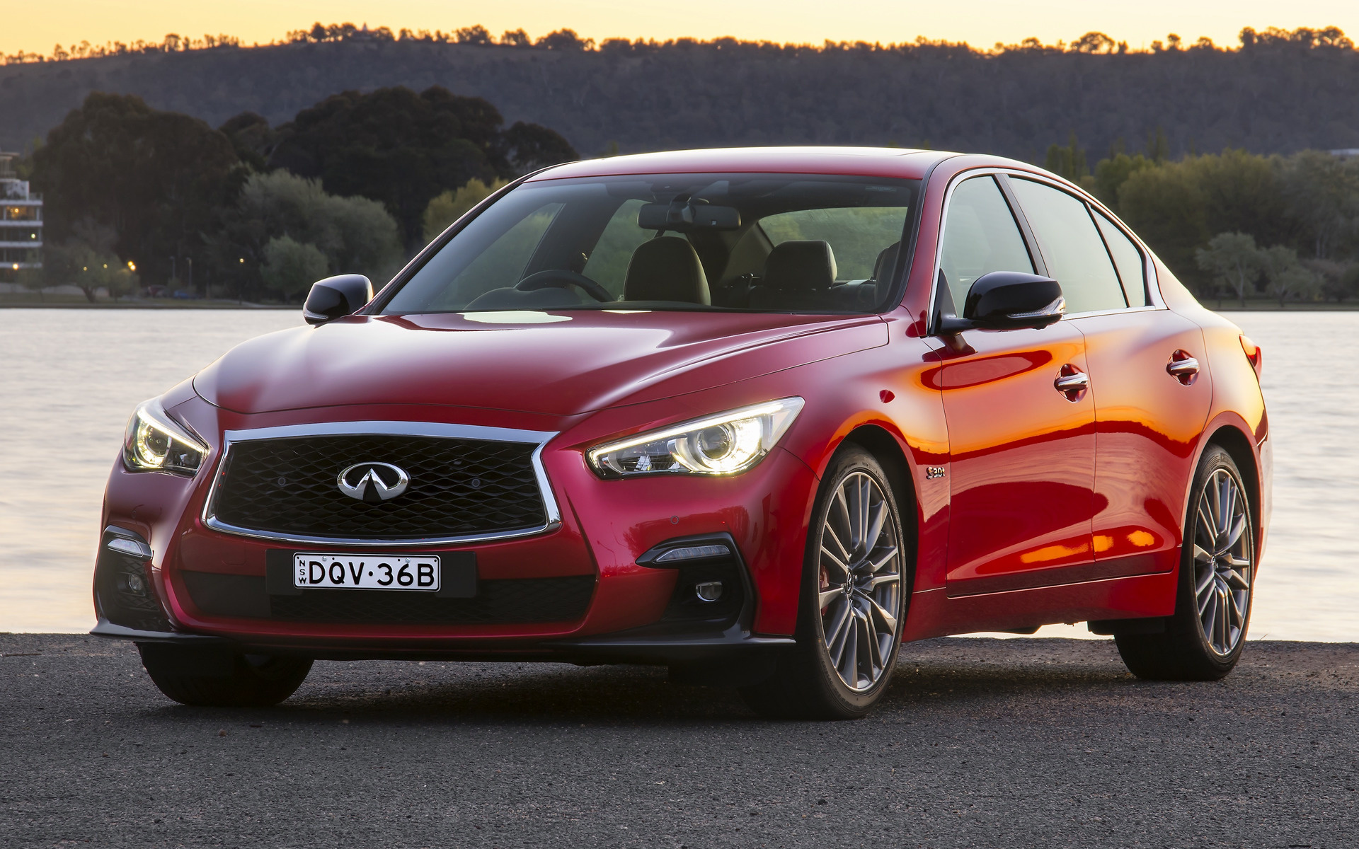 2018 Infiniti Q50 Sport Au Wallpapers And Hd Images