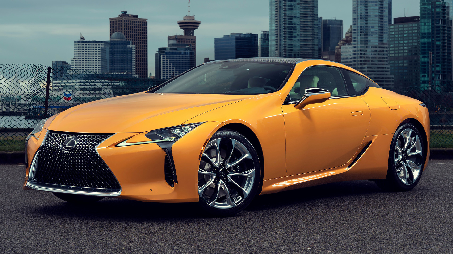 2019 Lexus LC Inspiration Series (US)