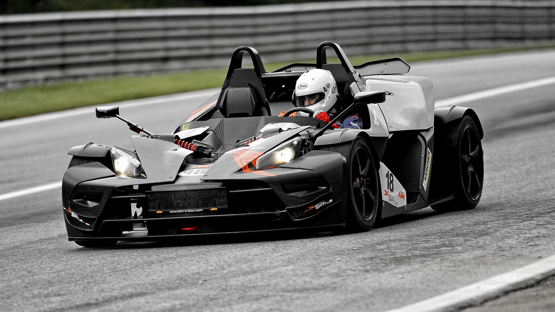 KTM X Bow RR 2012 Wallpapers And HD Images