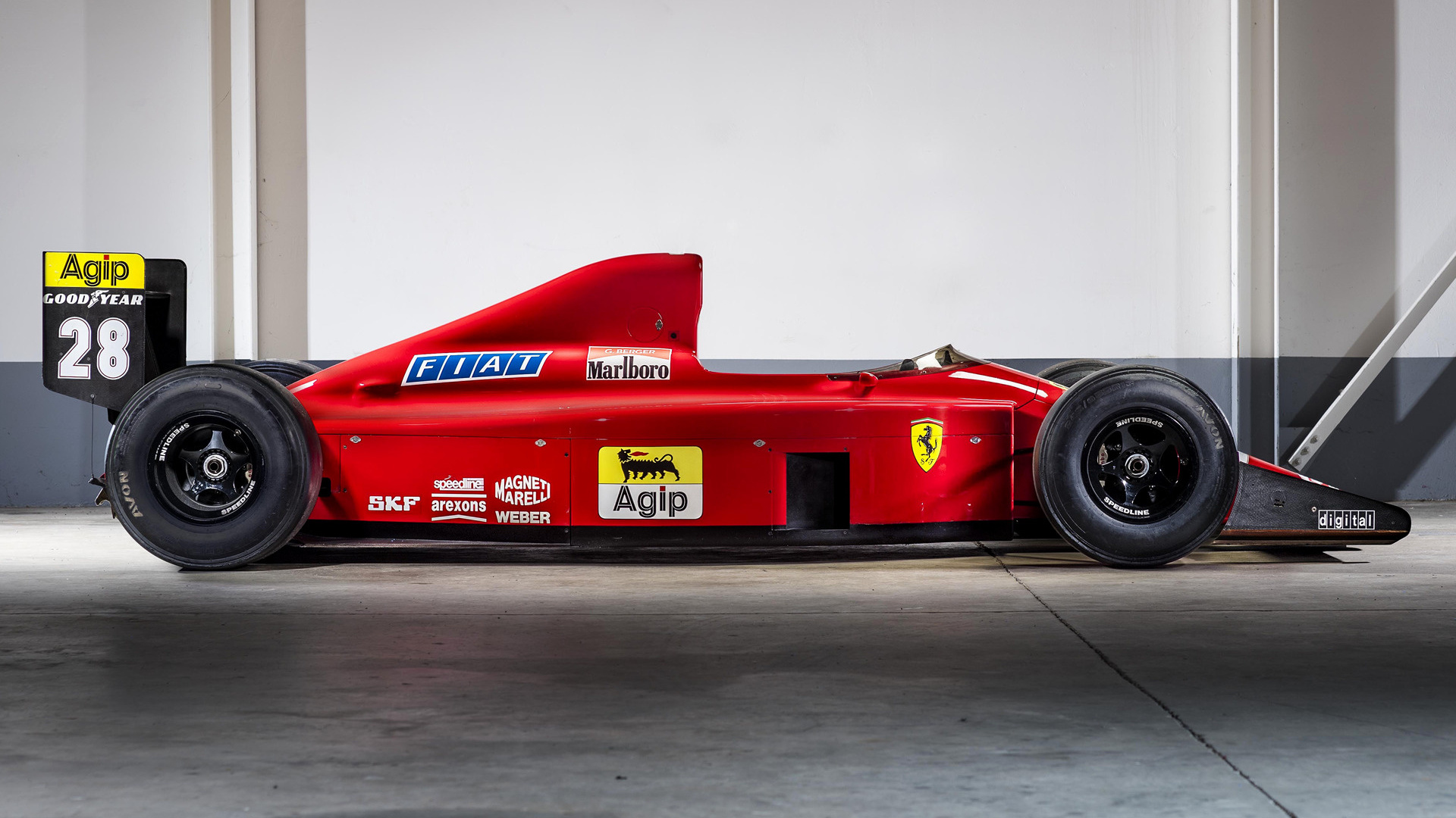 1989 Ferrari F1 89 Wallpapers And Hd Images Car Pixel