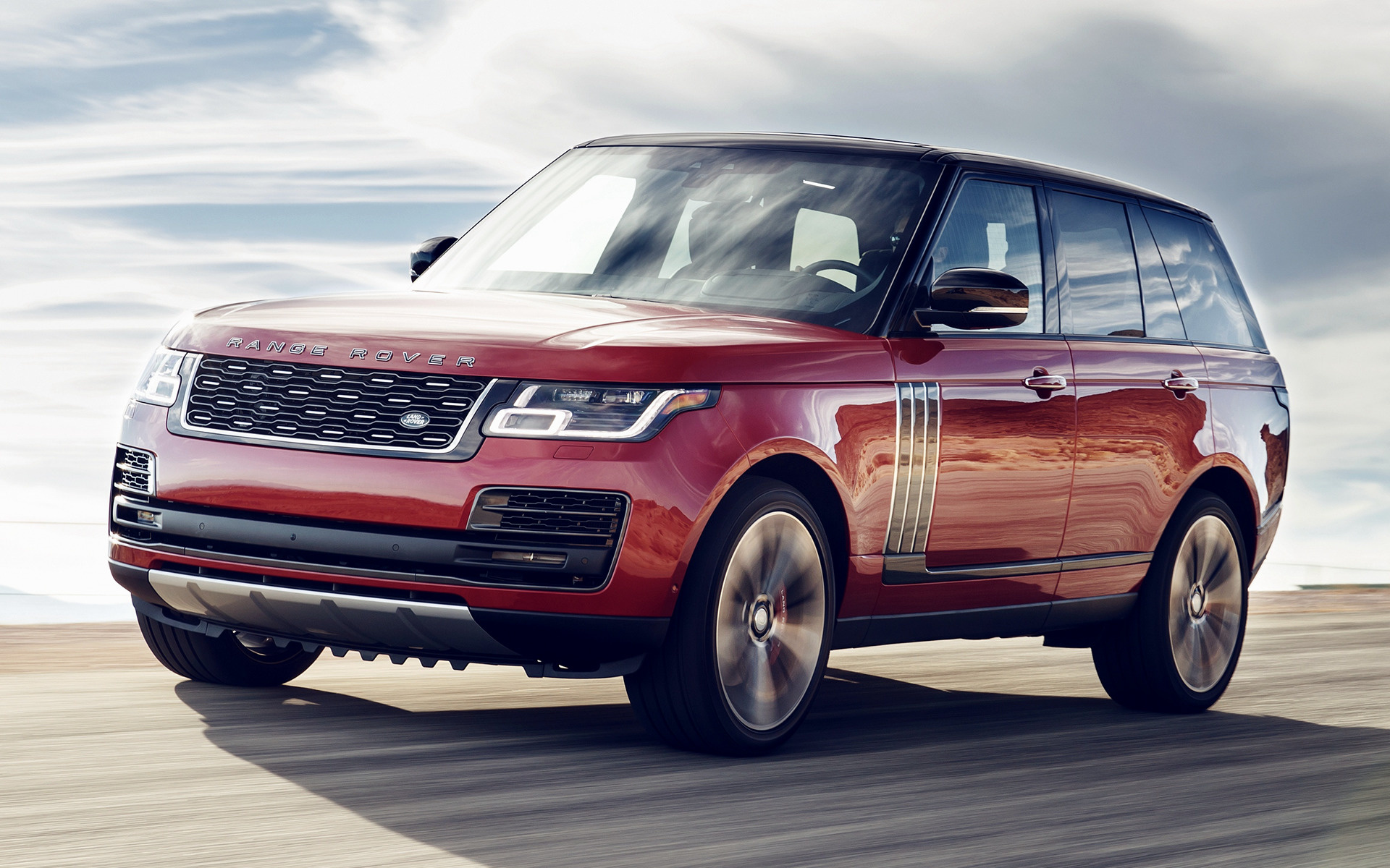 WS 8:5 · Range Rover SVAutobiography Dynamic (2018) ...