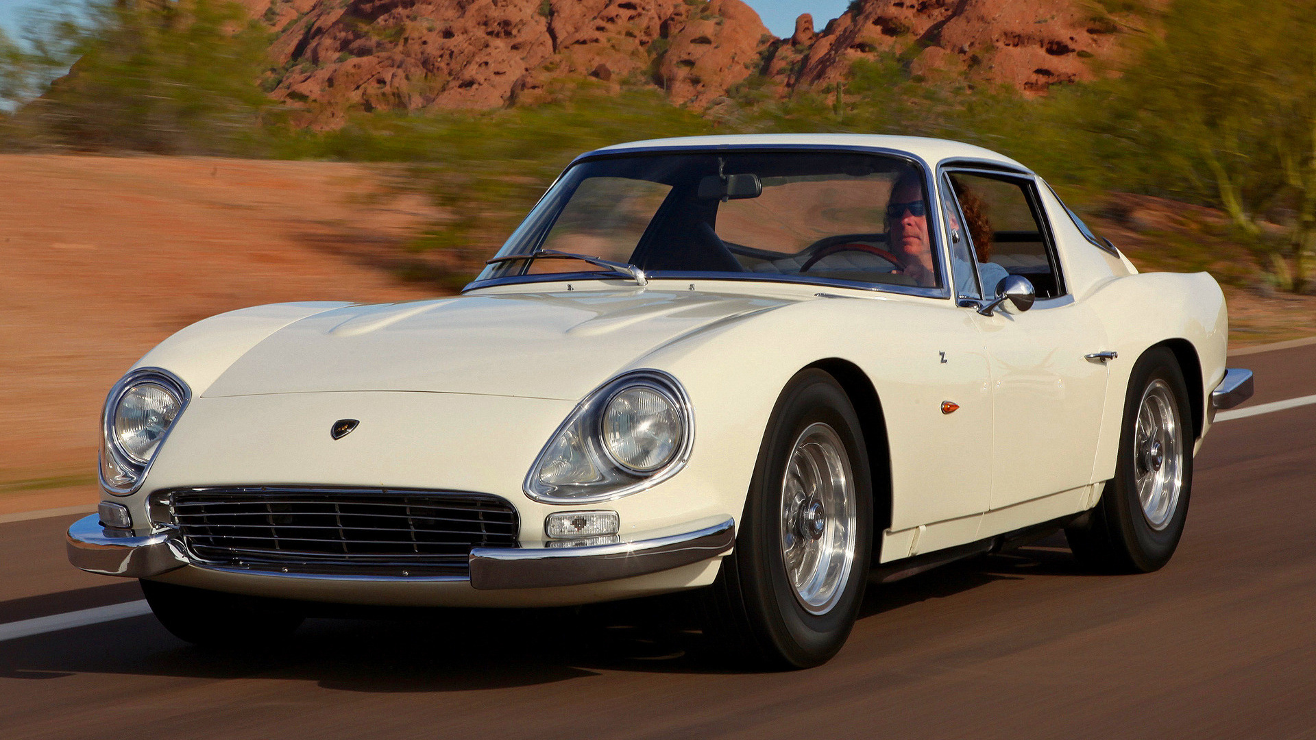1965 Lamborghini 3500 GTZ - Wallpapers and HD Images | Car ...