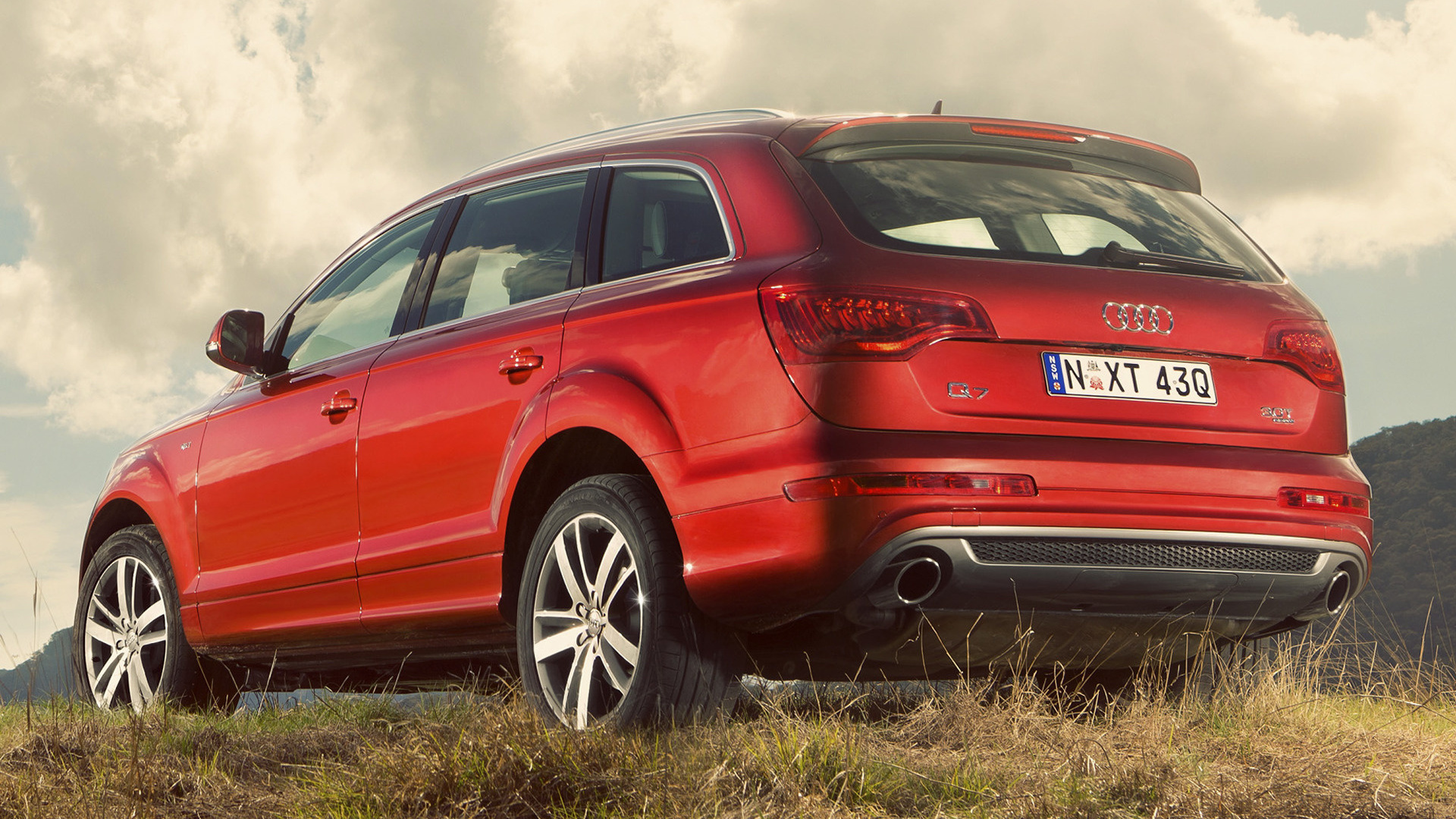 2009 Audi Q7 S Line (AU) - Wallpapers And HD Images