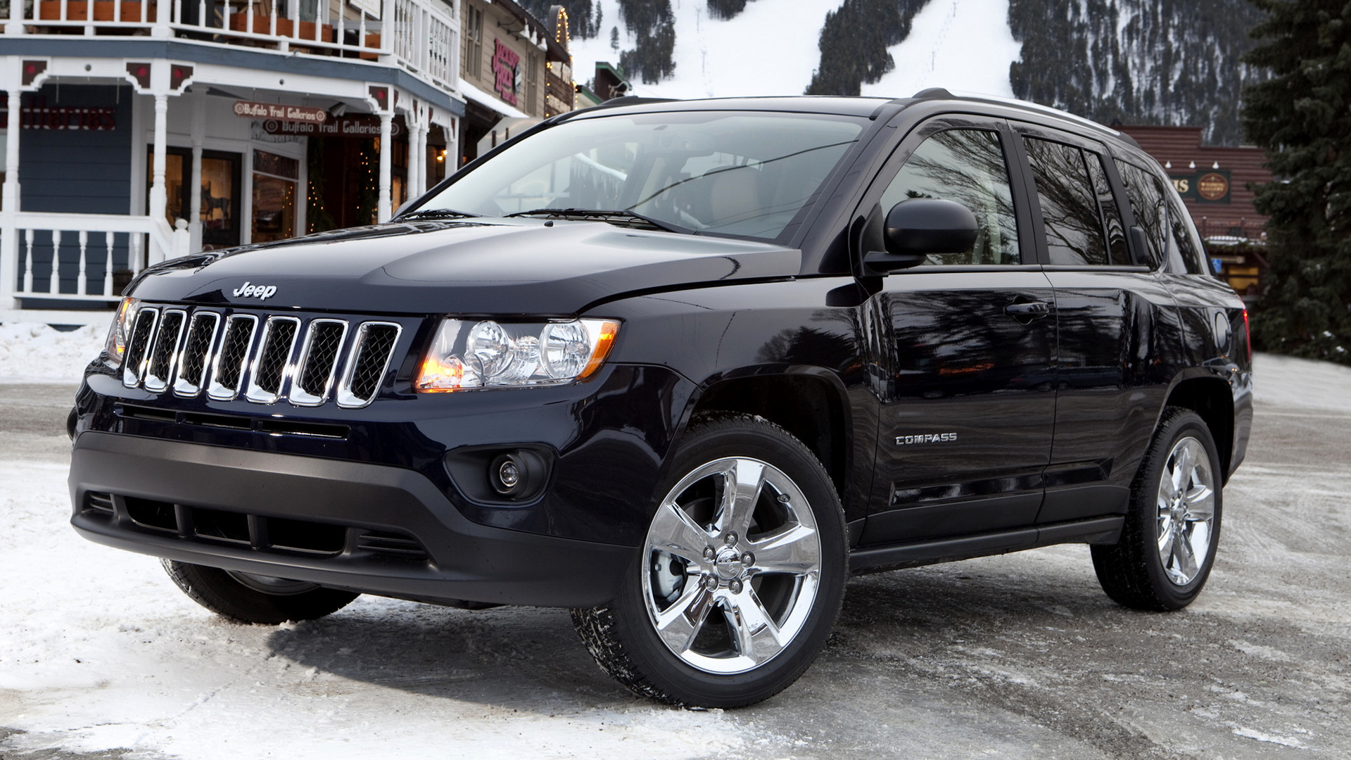 Jeep Compass (2010) Wallpapers And HD Images