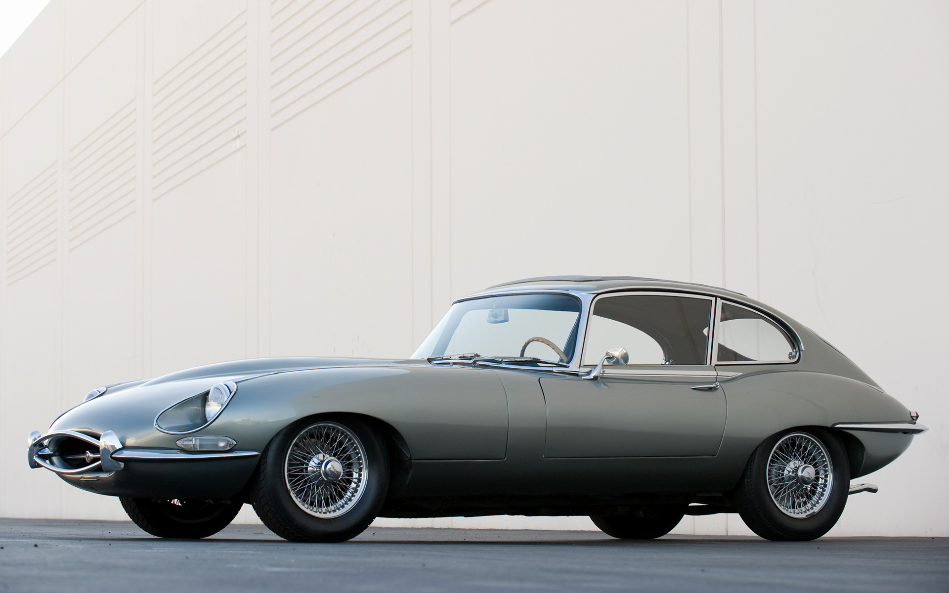 What Is Mopar >> 1966 Jaguar E-Type 2+2 Coupe - Wallpapers and HD Images ...