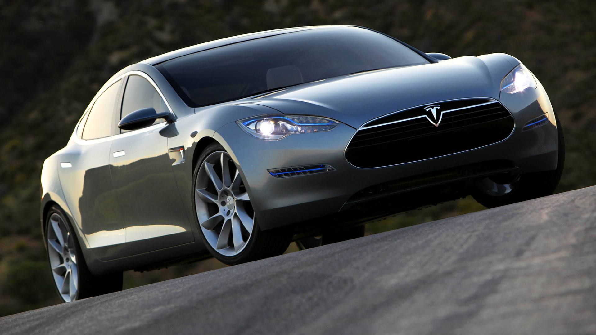 tesla model s concept (2009) wallpapers and hd images - car pixel