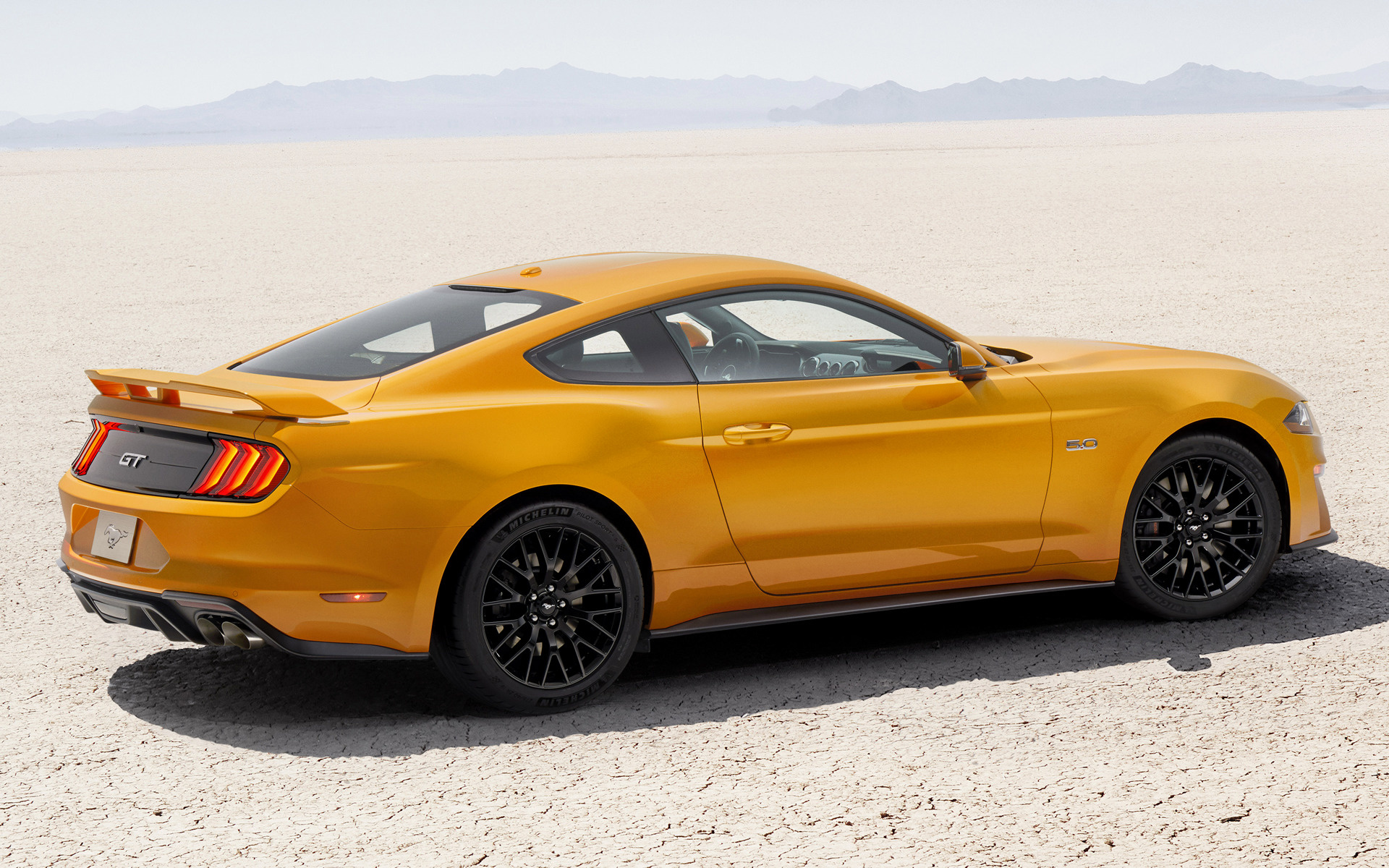 Ford Mustang GT (2018) Wallpapers and HD Images - Car Pixel