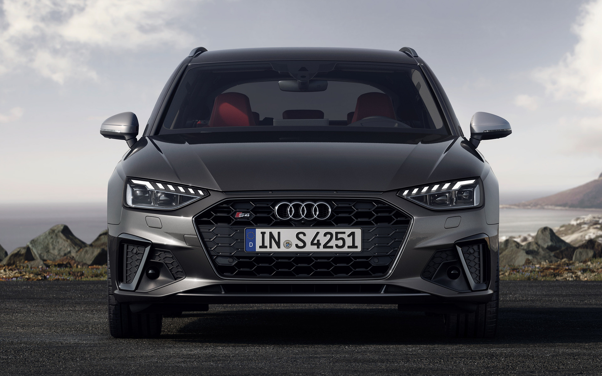 2019 Audi S4 Avant - Wallpapers and HD Images | Car Pixel