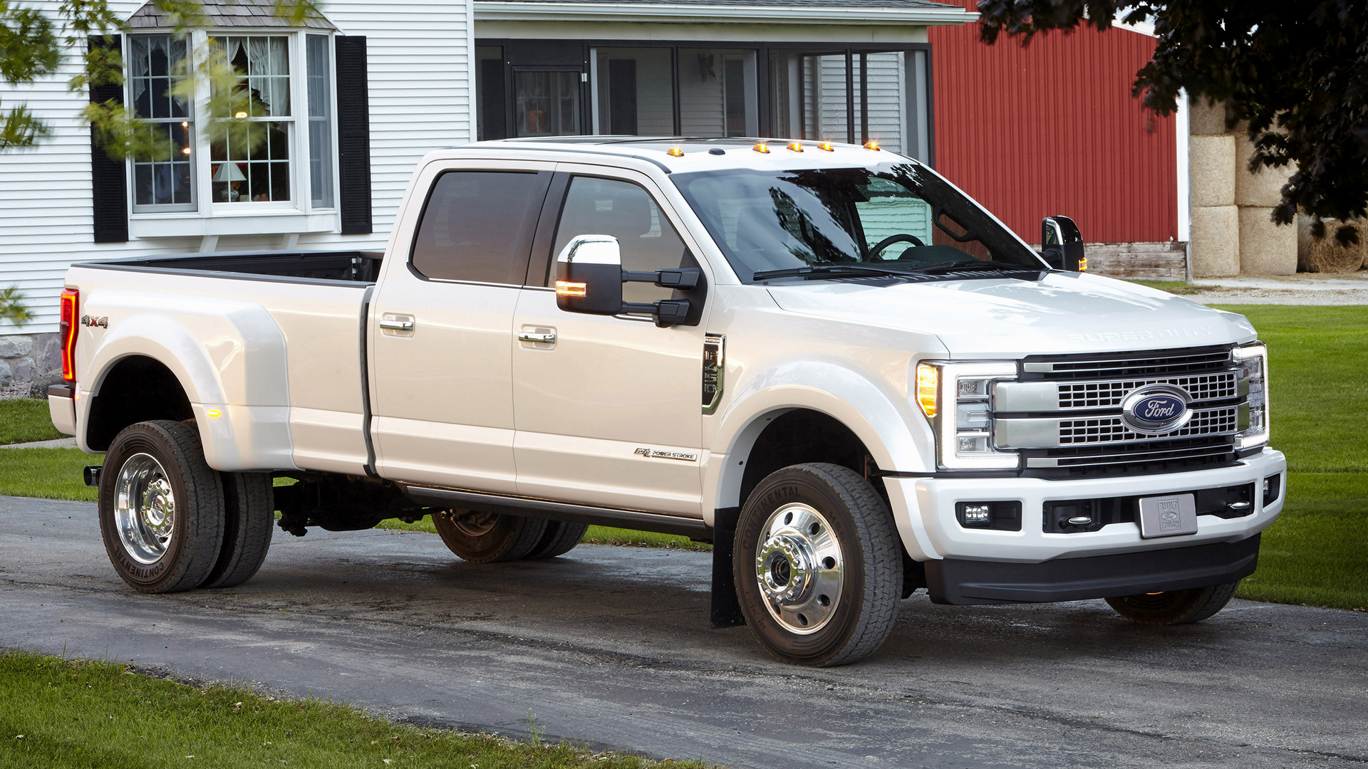 2017 Ford F-450 Platinum Crew Cab - Wallpapers and HD Images   Car Pixel