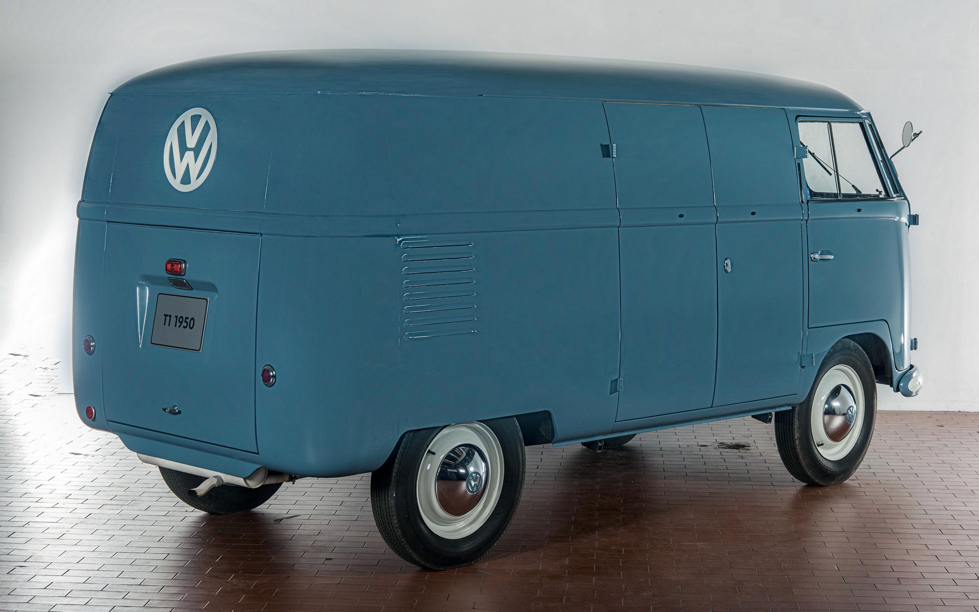 1950 Volkswagen T1 Panel Van - Wallpapers and HD Images ...
