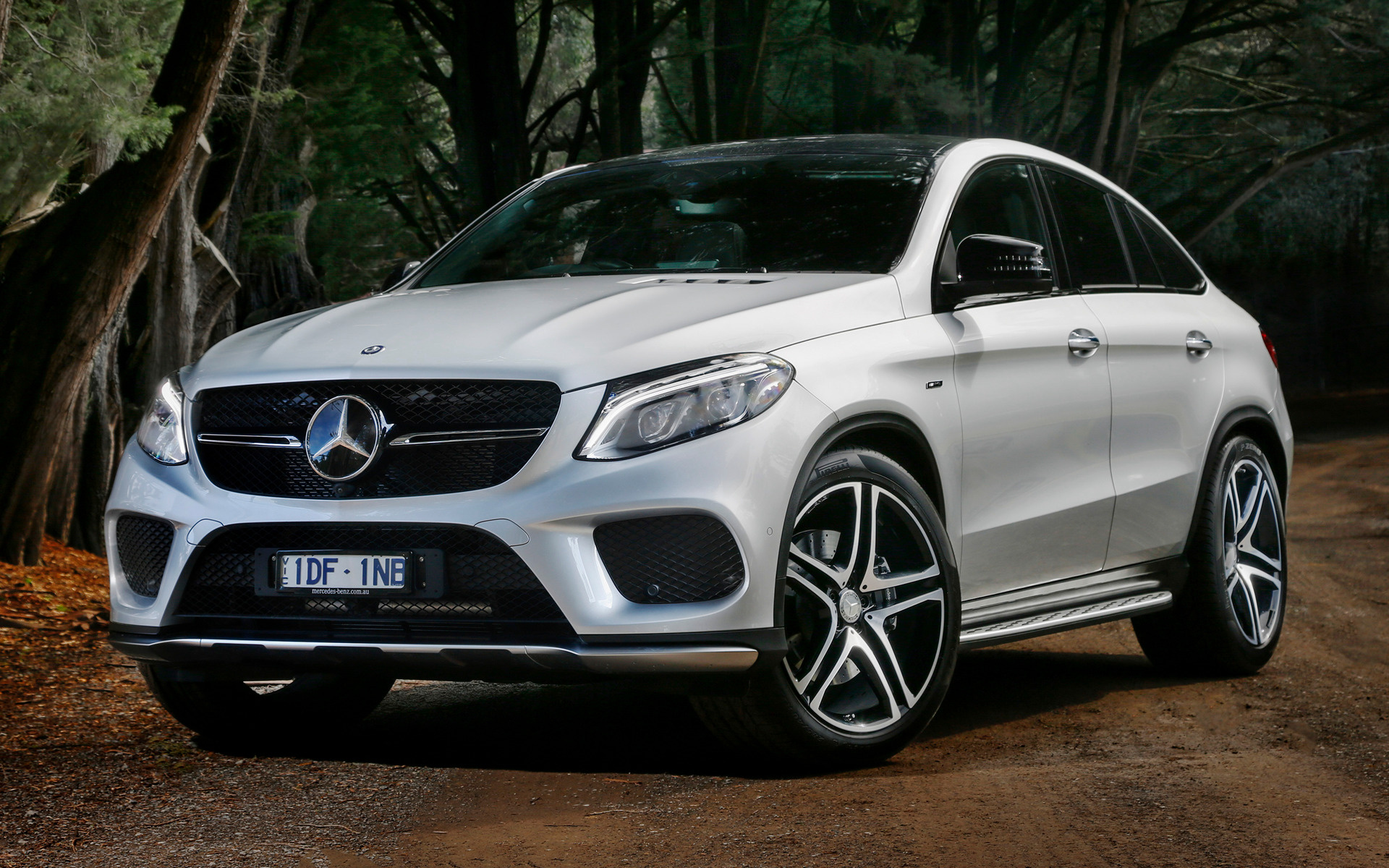 Ws 8 5 Mercedes Benz Gle 450 Amg Coupe