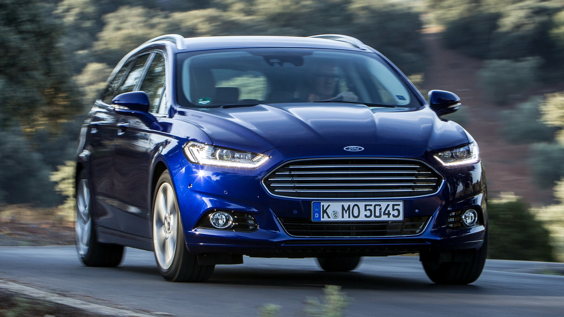 2014 Ford Mondeo Turnier Wallpapers And Hd Images Car